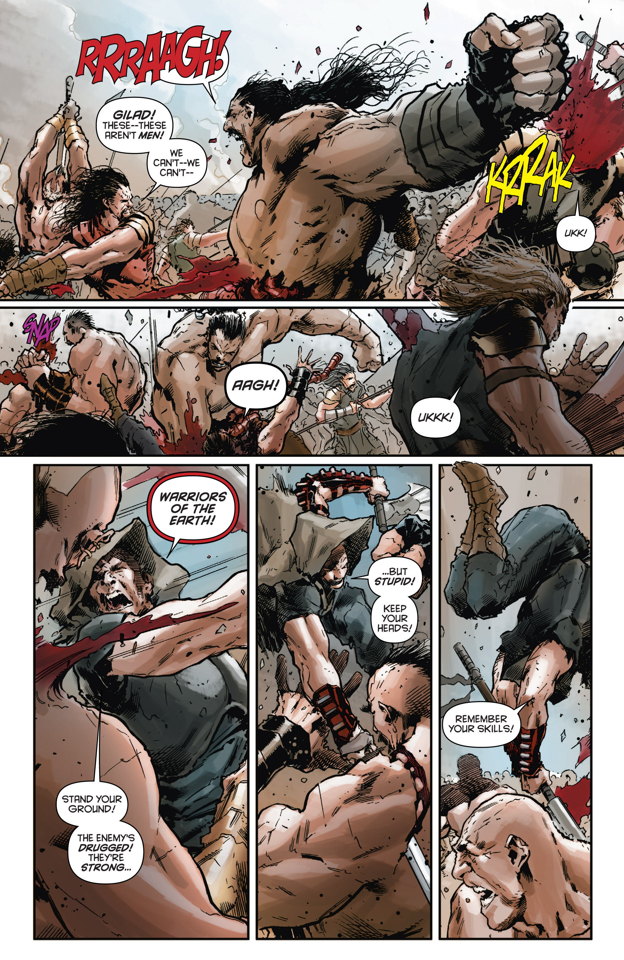 Read online Shadowman (2012) comic -  Issue #10 - 29
