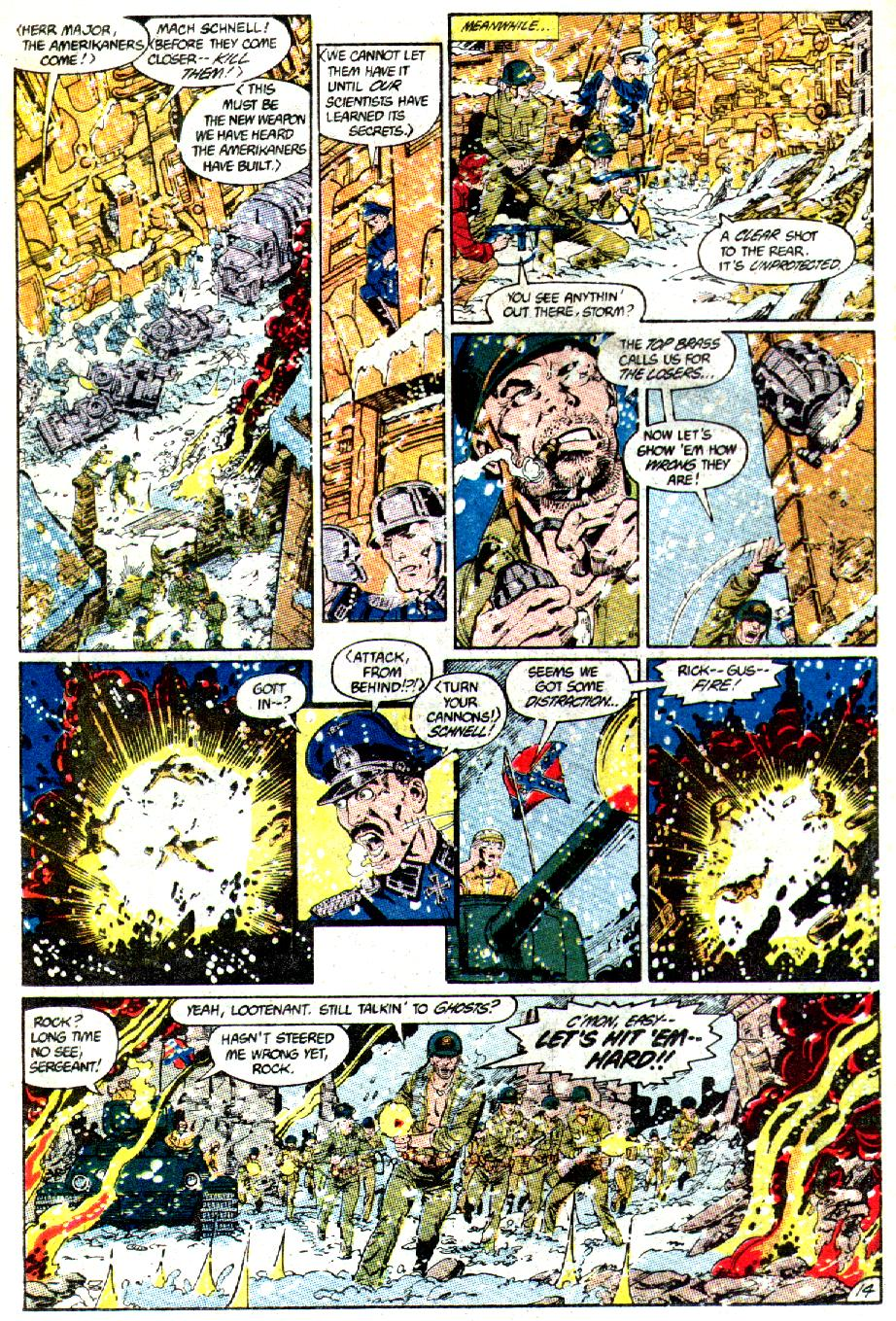 Read online Crisis on Infinite Earths (1985) comic -  Issue #3 - 15
