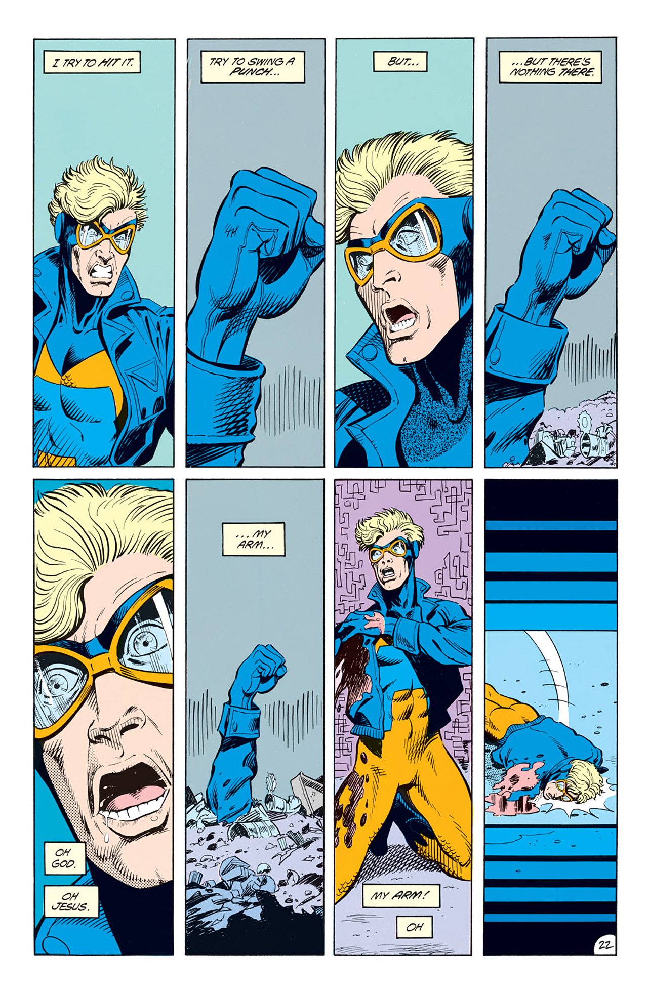 Read online Animal Man (1988) comic -  Issue #2 - 24