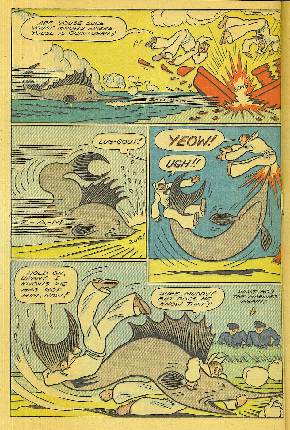 Read online Super-Magician Comics comic -  Issue #39 - 27