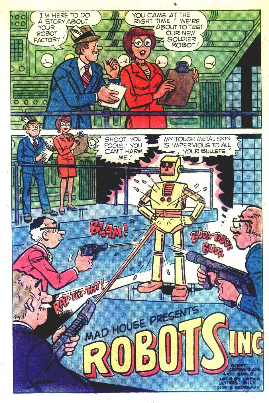 Read online Madhouse Comics comic -  Issue #123 - 29