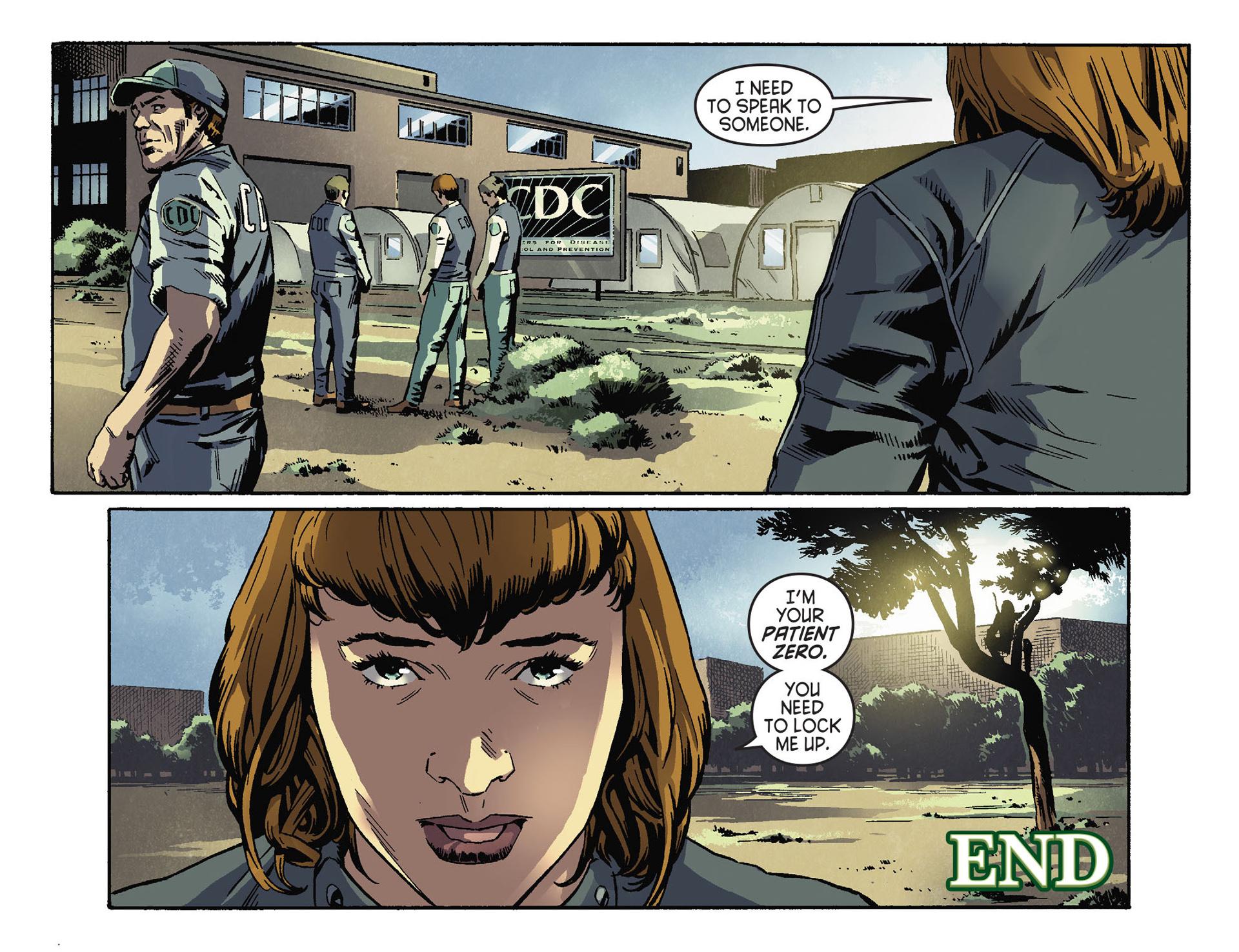 Read online Arrow [II] comic -  Issue #30 - 22