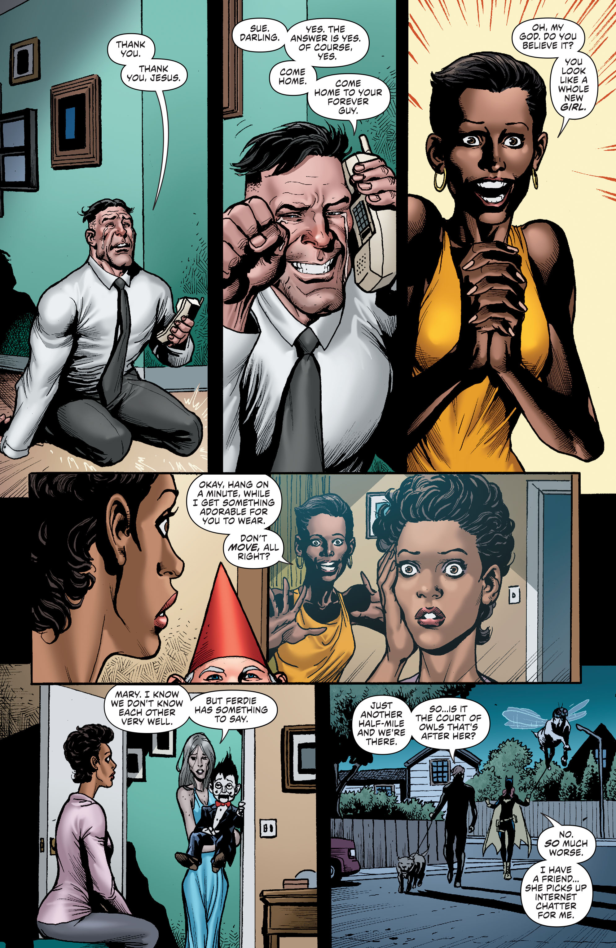 Read online Secret Six (2015) comic -  Issue #11 - 17