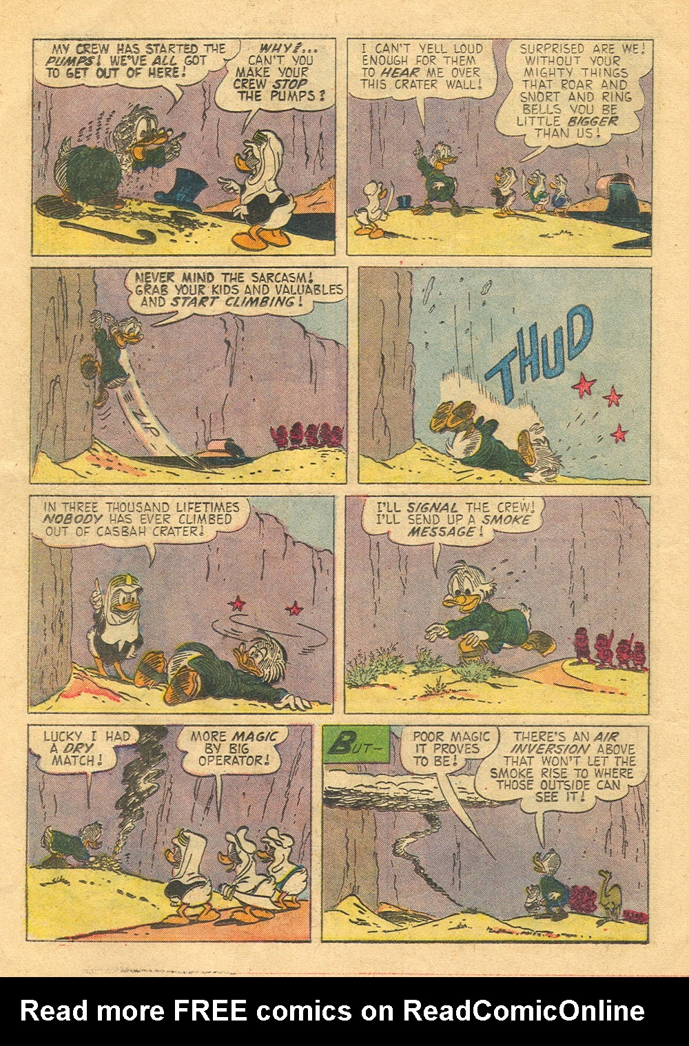 Read online Uncle Scrooge (1953) comic -  Issue #30 - 16