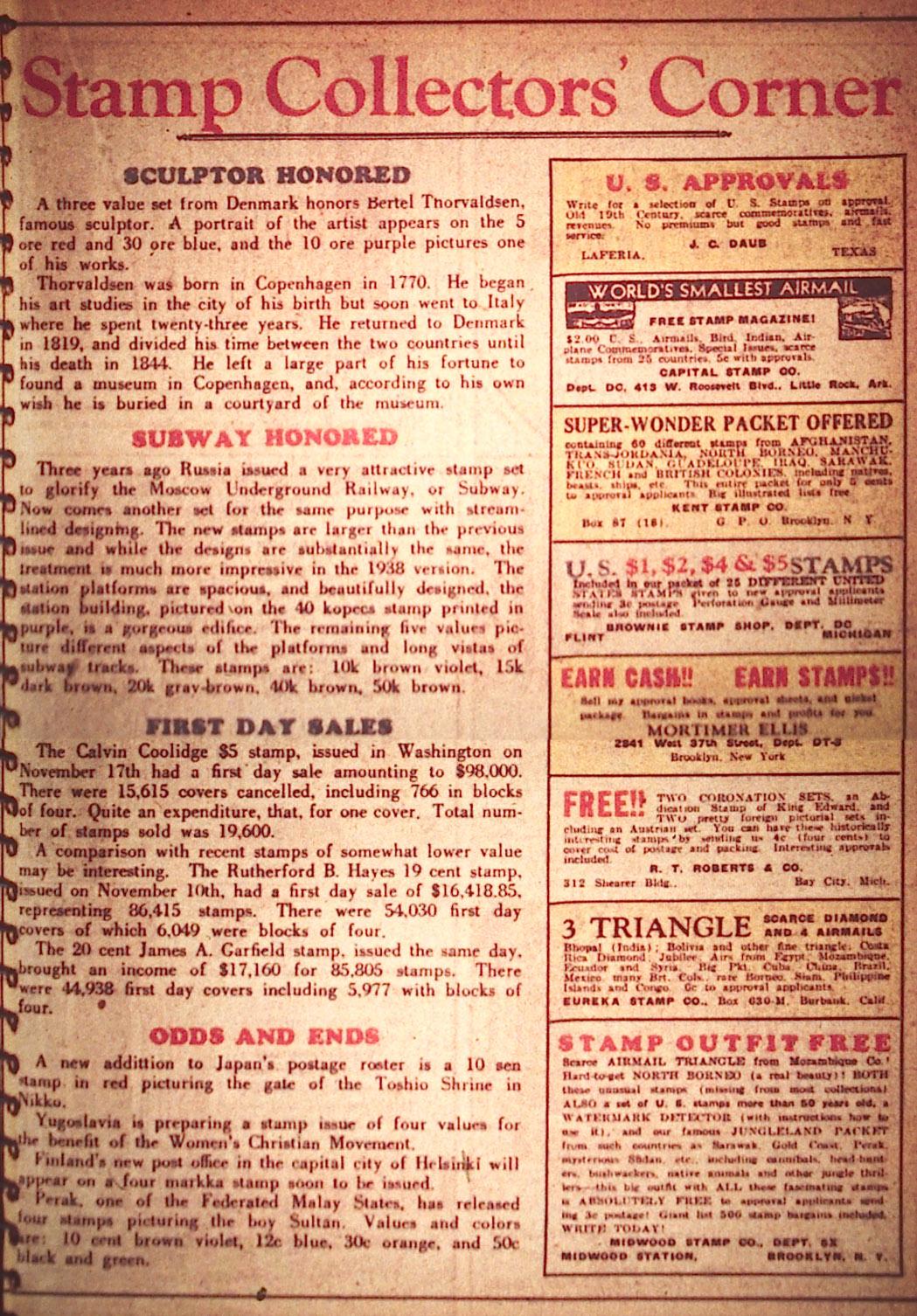 Read online Detective Comics (1937) comic -  Issue #25 - 29