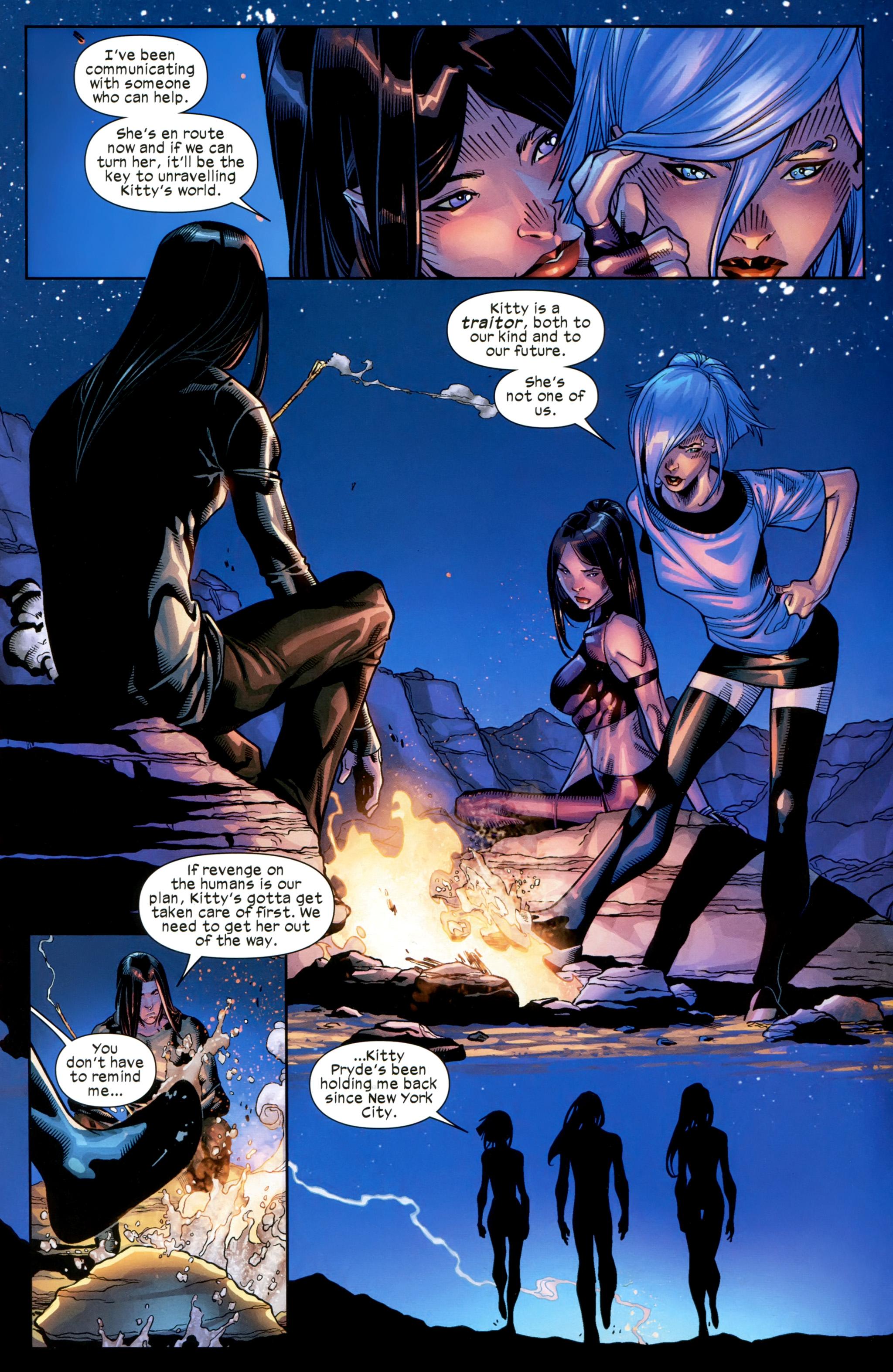 Read online Ultimate Comics X-Men comic -  Issue #21 - 15