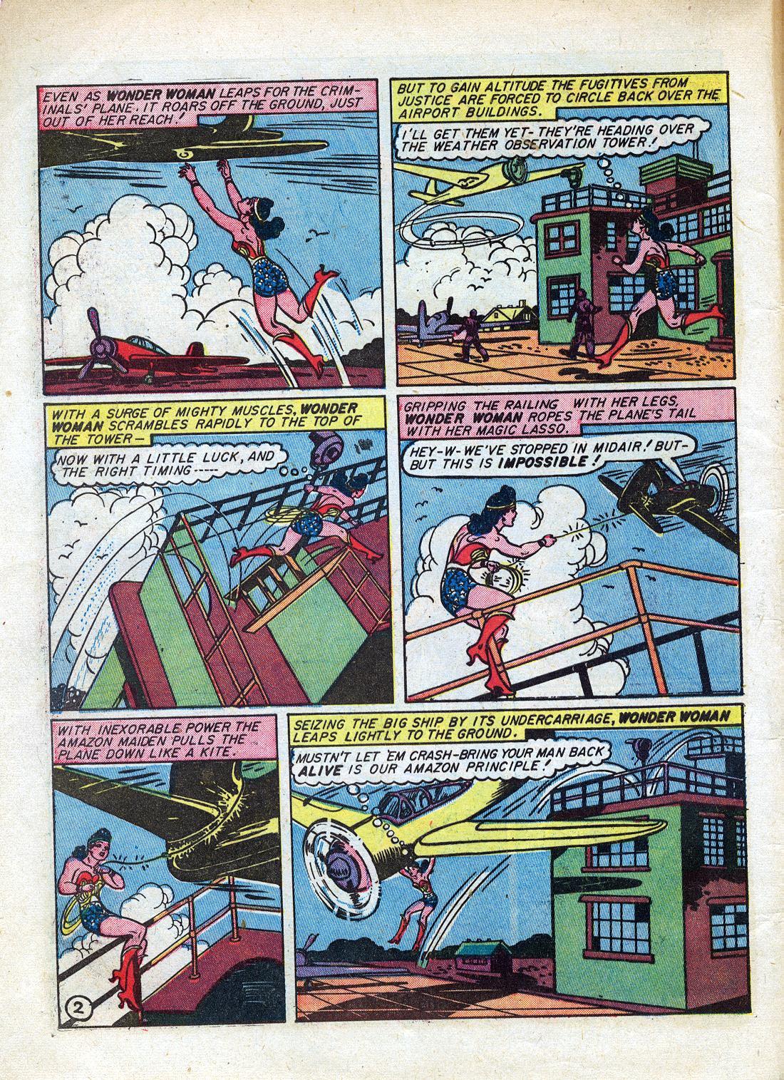 Read online Sensation (Mystery) Comics comic -  Issue #26 - 4