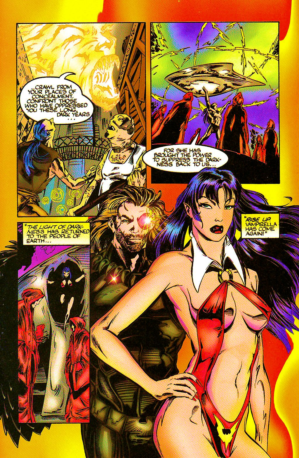 Read online Chains of Chaos comic -  Issue #2 - 28