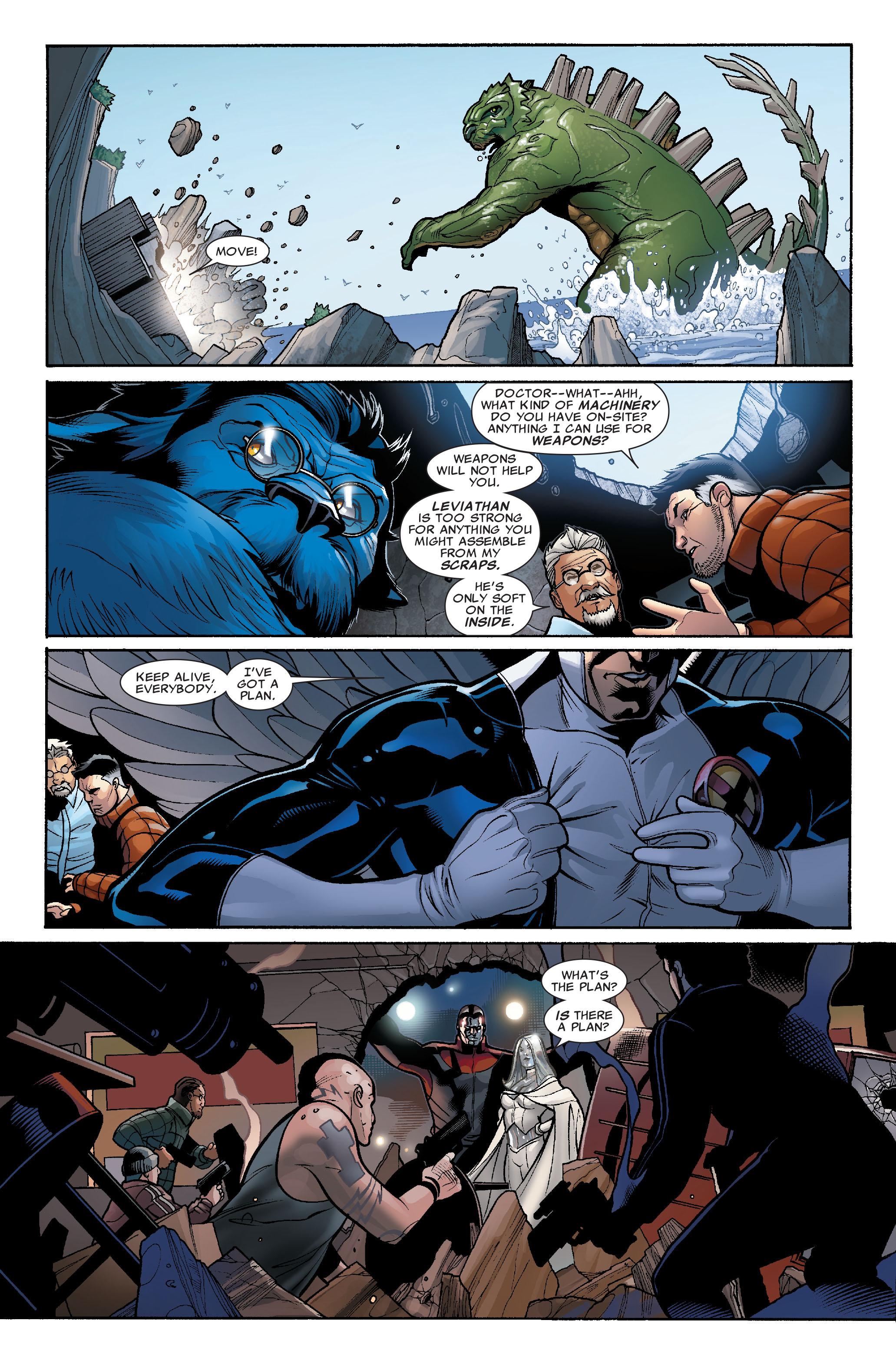 Read online Uncanny X-Men (1963) comic -  Issue #507 - 6