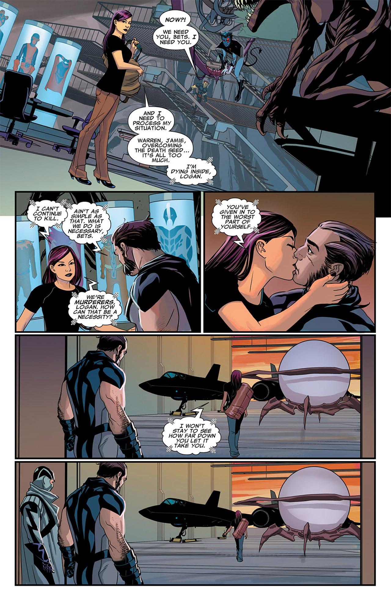 Uncanny X-Force (2010) #25 #27 - English 12