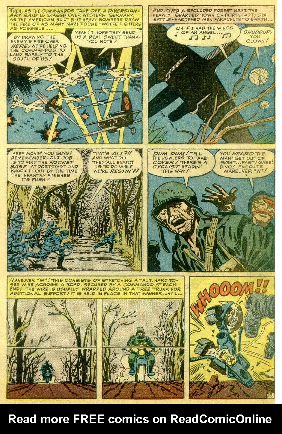 Read online Sgt. Fury comic -  Issue # _Annual 1 - 65