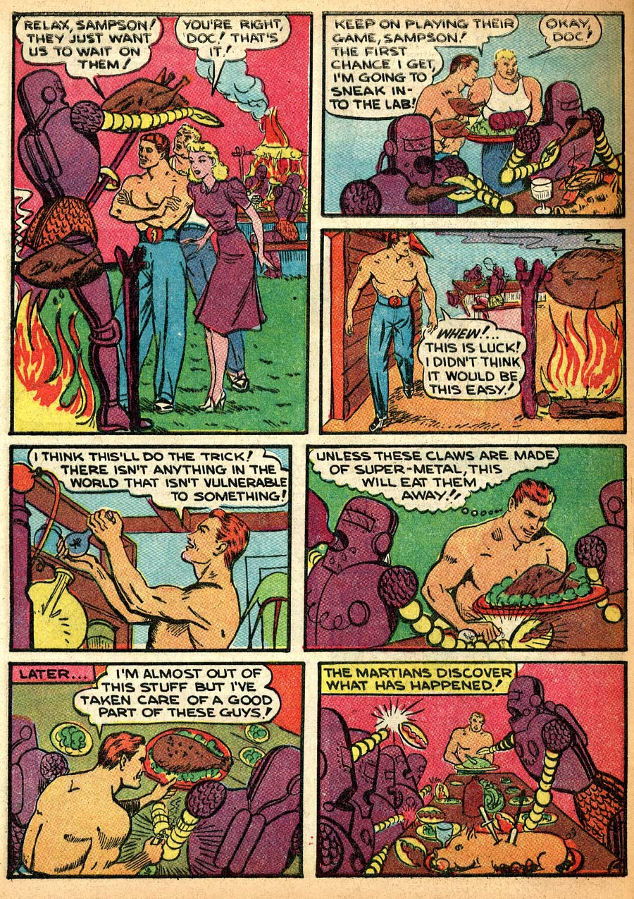 Blue Ribbon Comics (1939) issue 8 - Page 52