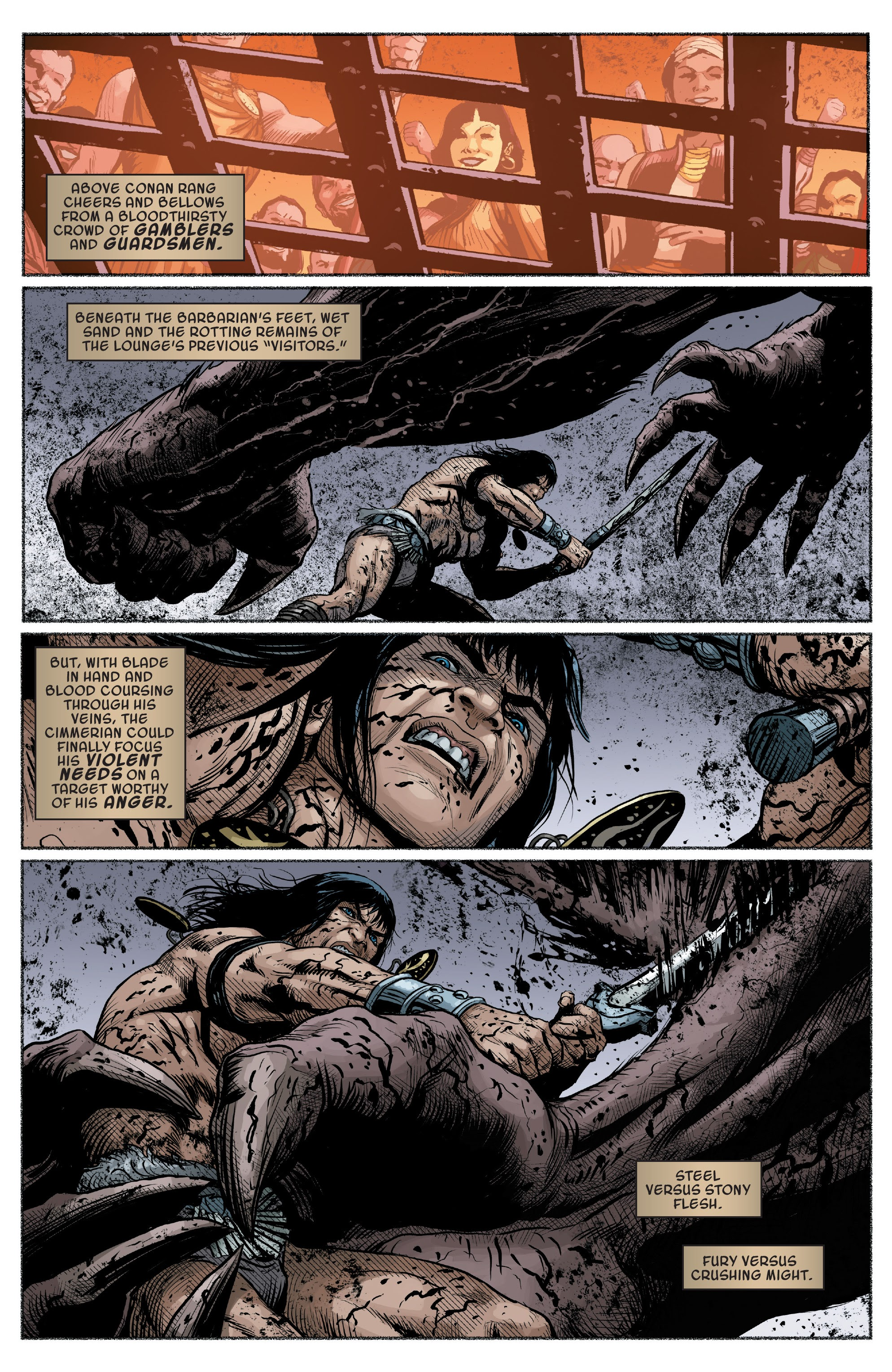 Read online Savage Sword of Conan comic -  Issue #9 - 6