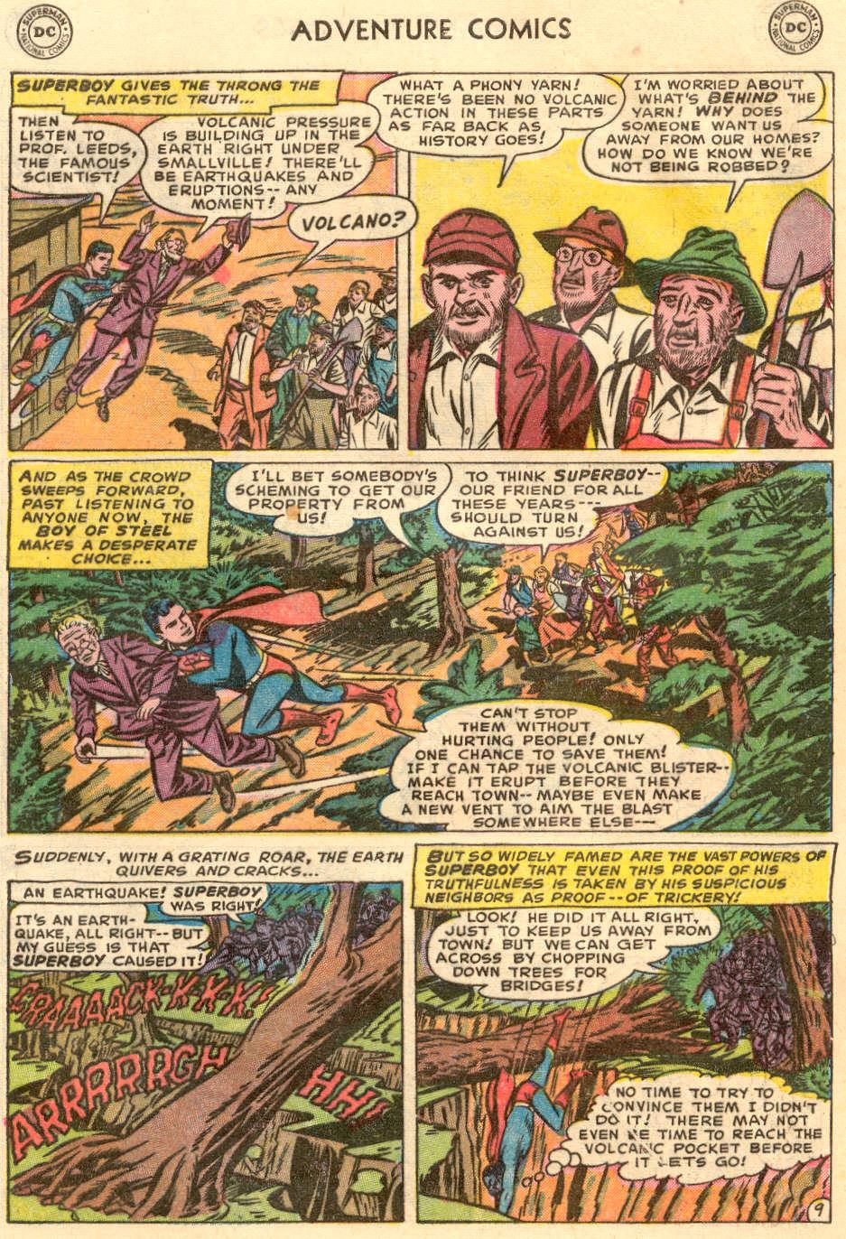 Read online Adventure Comics (1938) comic -  Issue #186 - 11