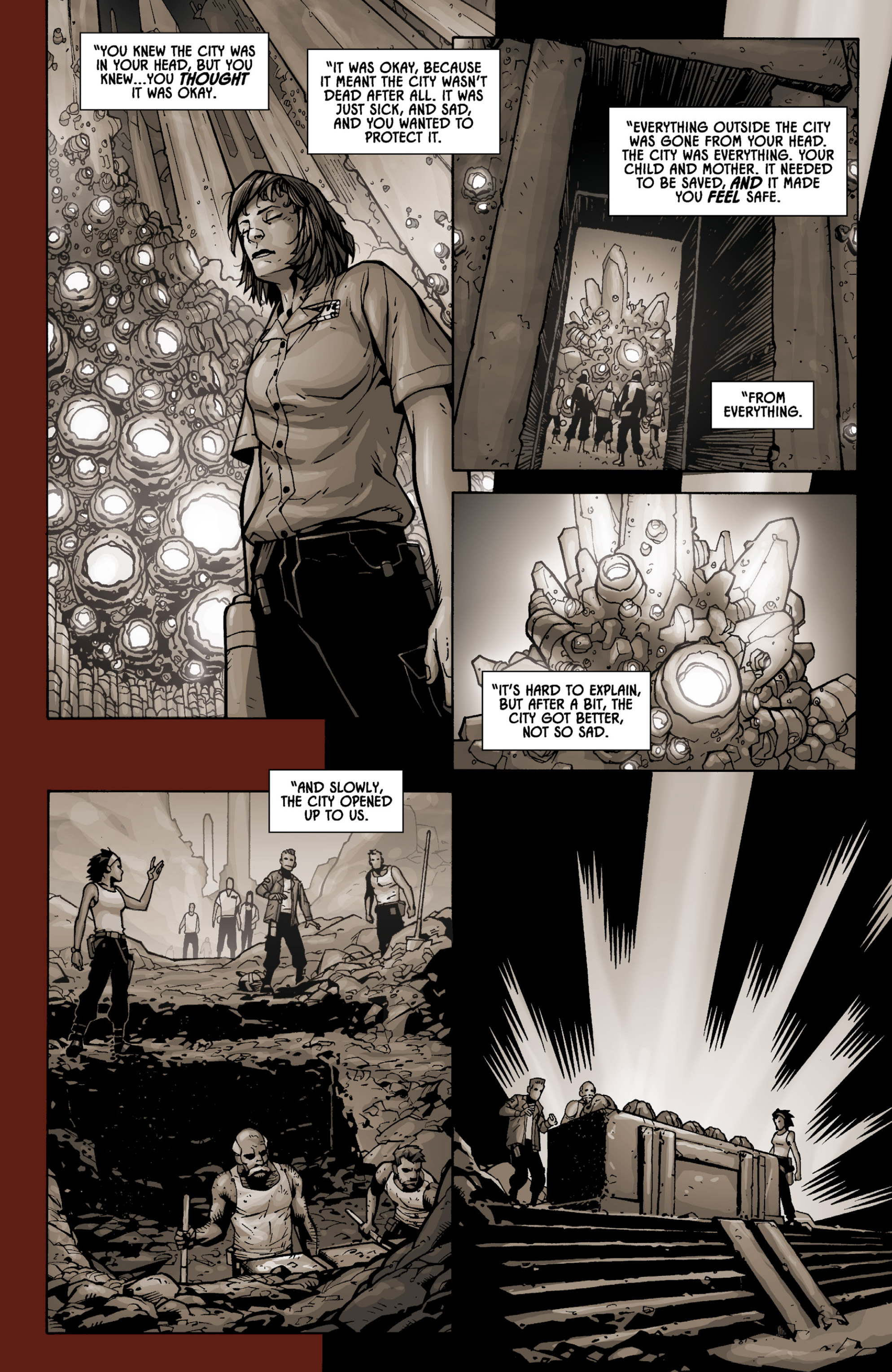 Read online Aliens (2009) comic -  Issue # TPB - 69