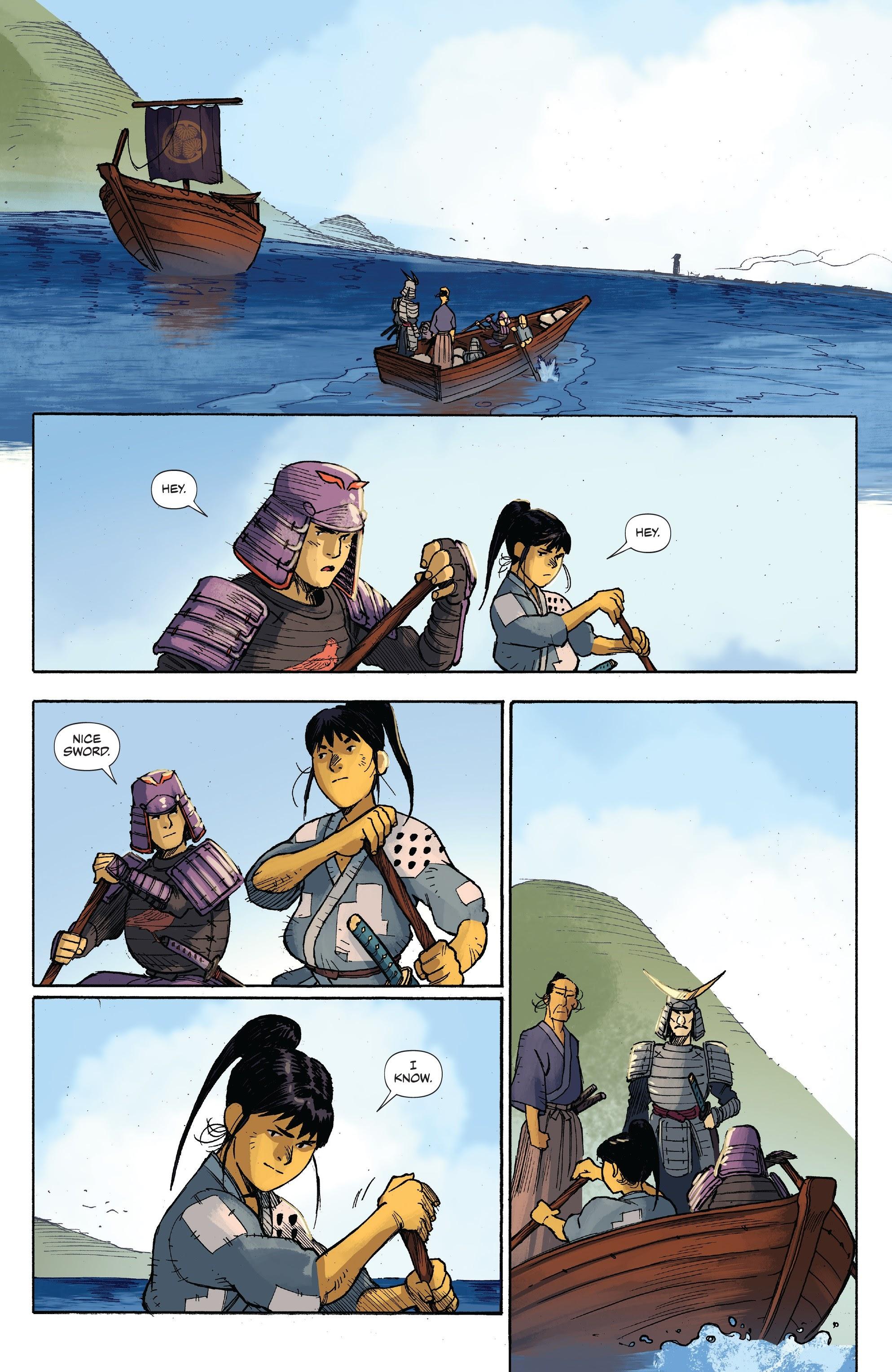 Read online Ronin Island comic -  Issue #3 - 9