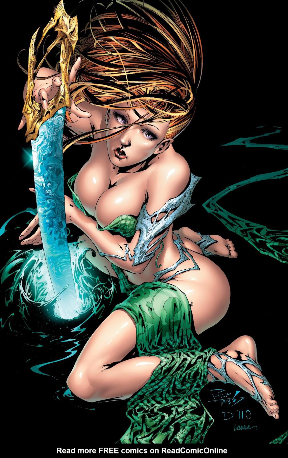 Read online Aspen Splash: Swimsuit Spectacular comic -  Issue # Issue 2013 - 25