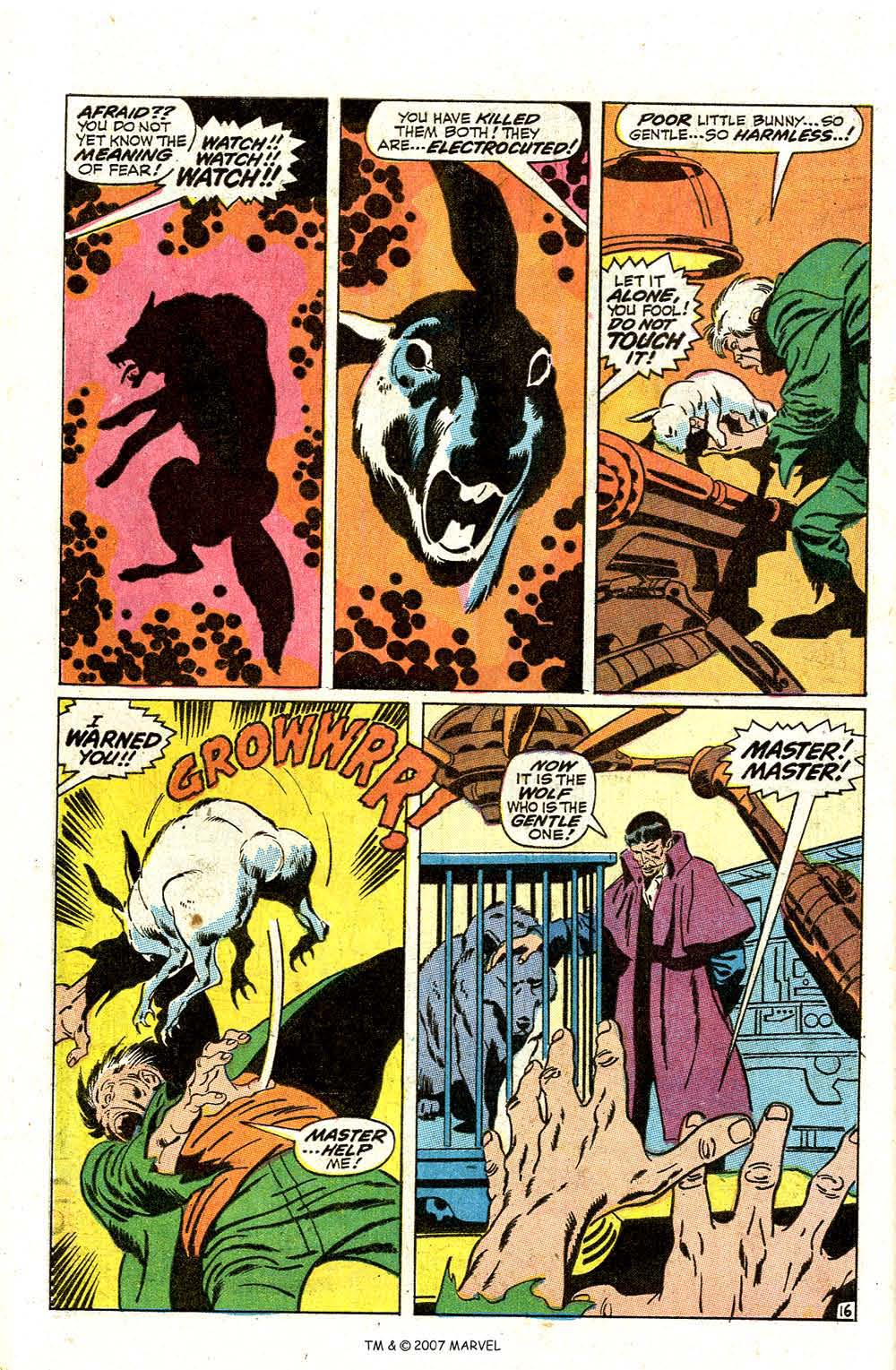 Read online Silver Surfer (1968) comic -  Issue #7 - 20