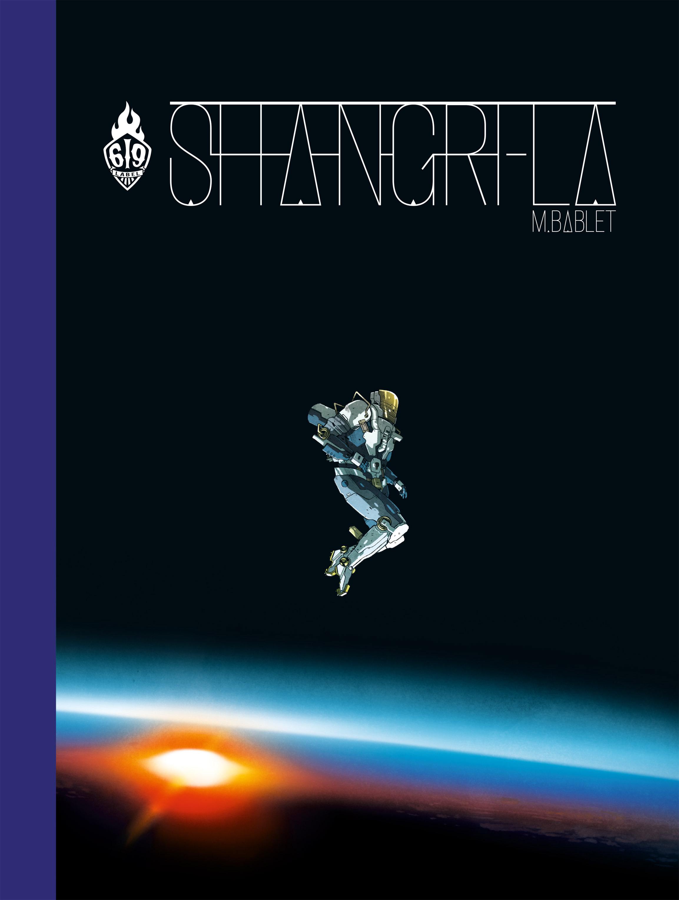 Read online Shangri-La comic -  Issue # Full - 1