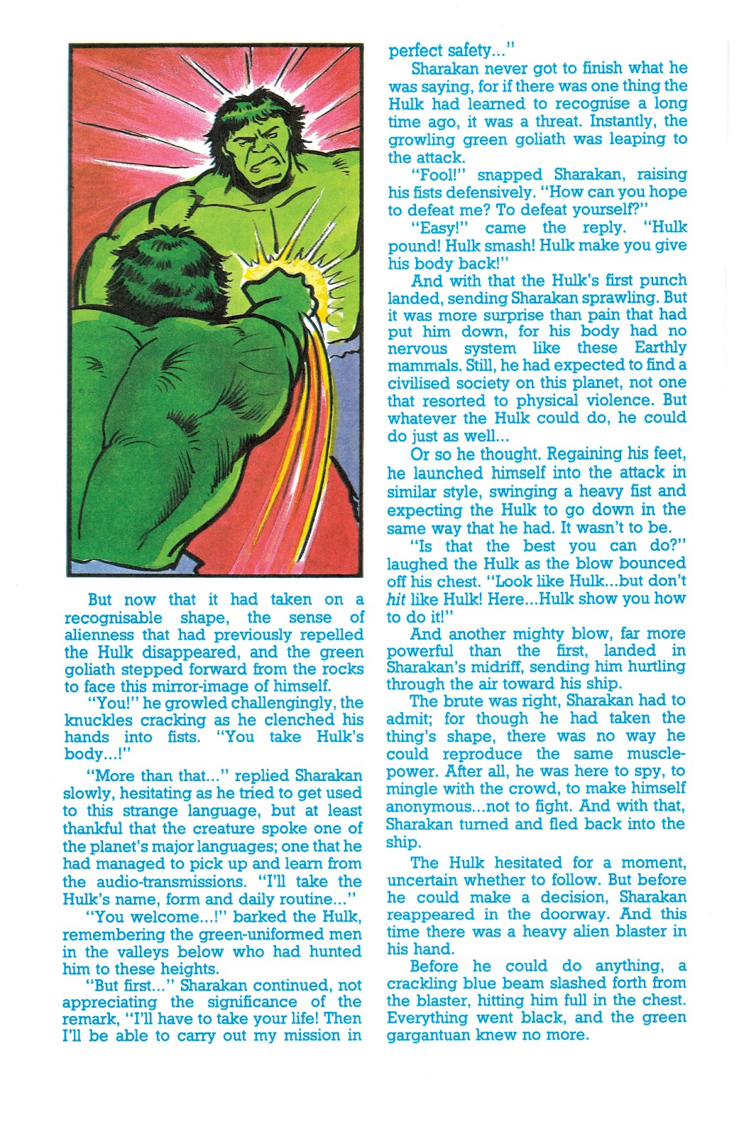 Read online Hulk: From The Marvel UK Vaults comic -  Issue # TPB (Part 3) - 26