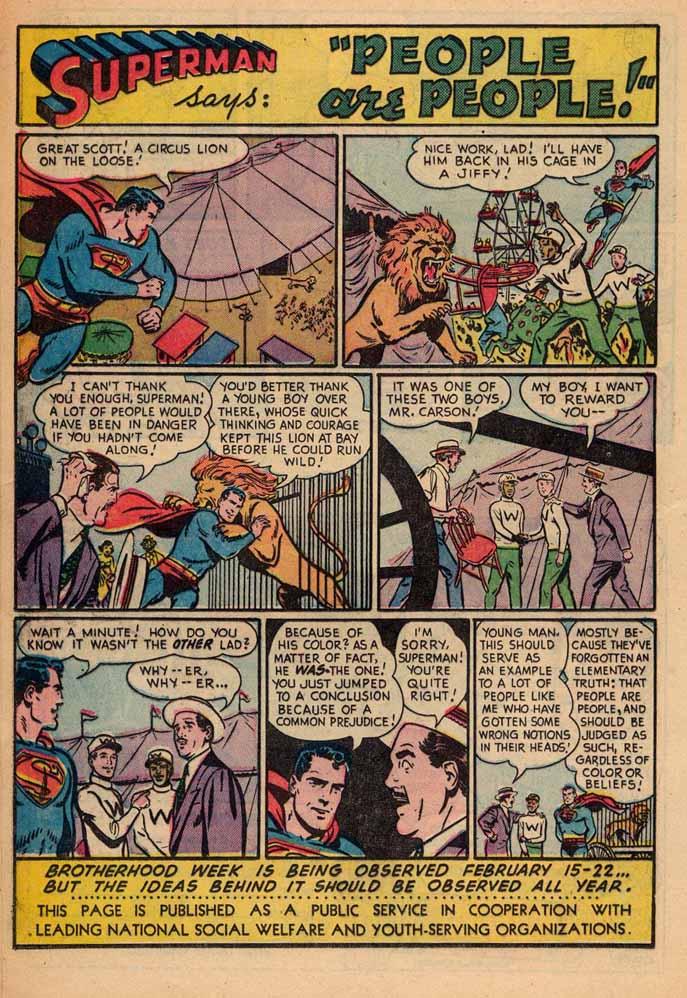 Read online Adventure Comics (1938) comic -  Issue #187 - 16