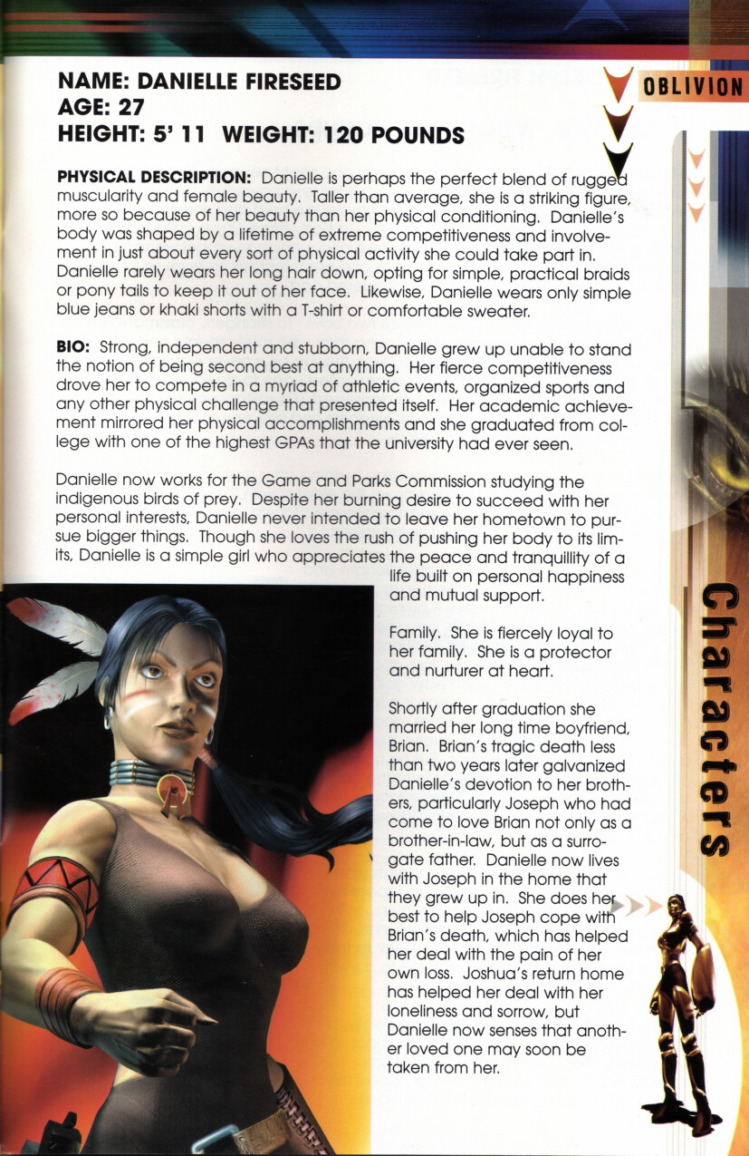 Read online Turok 3: Shadow of Oblivion comic -  Issue # Full - 42