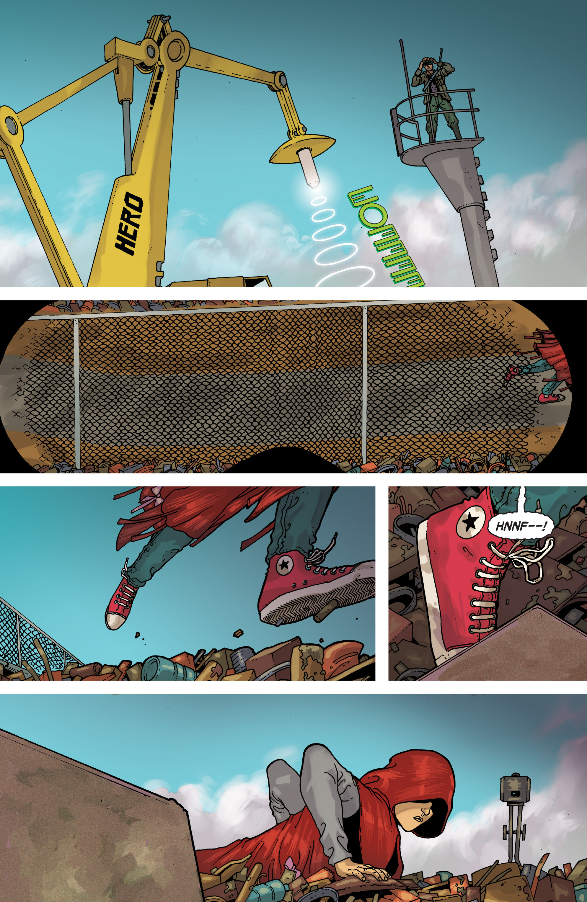 Read online Great Pacific comic -  Issue #7 - 4