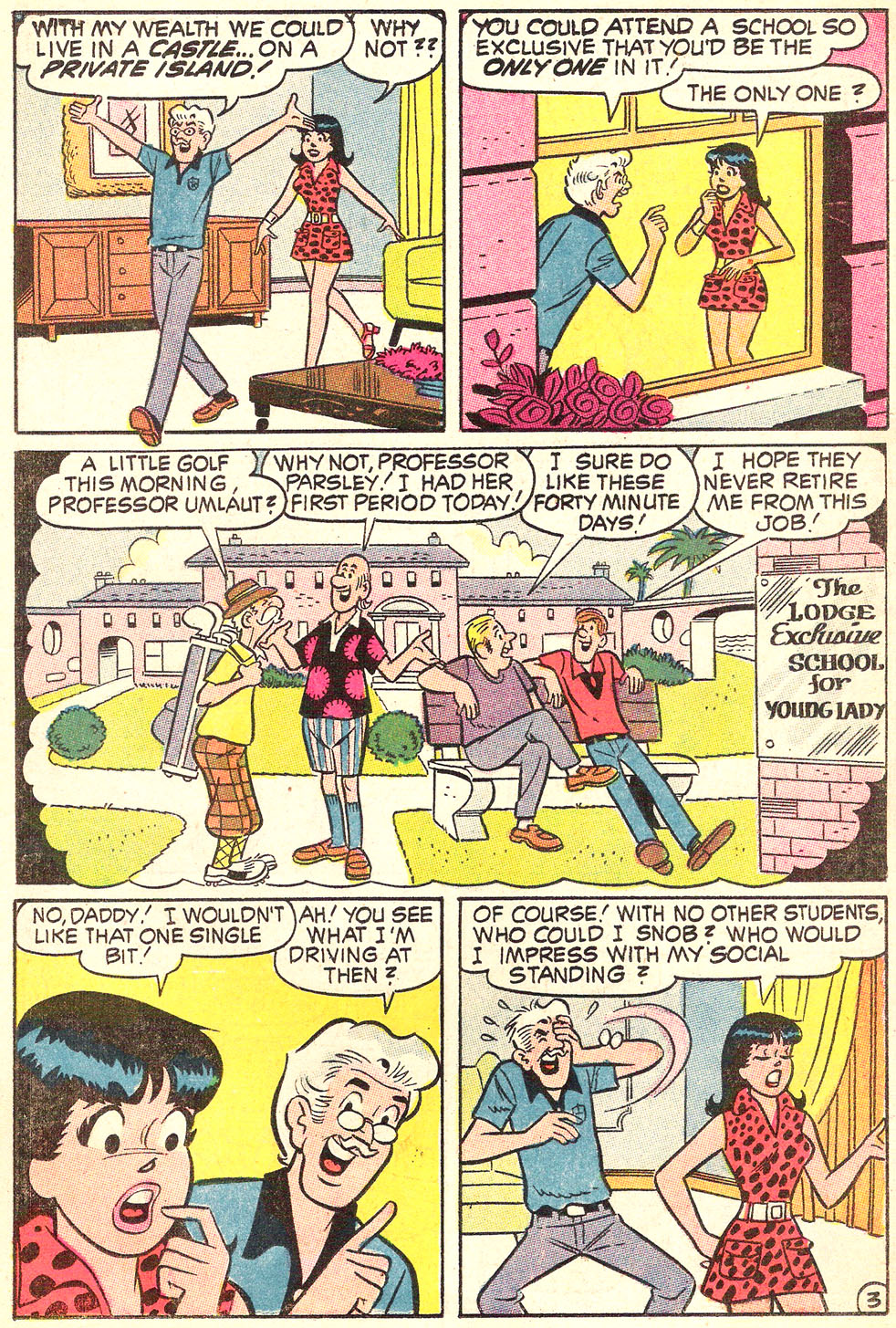 Read online Archie's Girls Betty and Veronica comic -  Issue #179 - 15