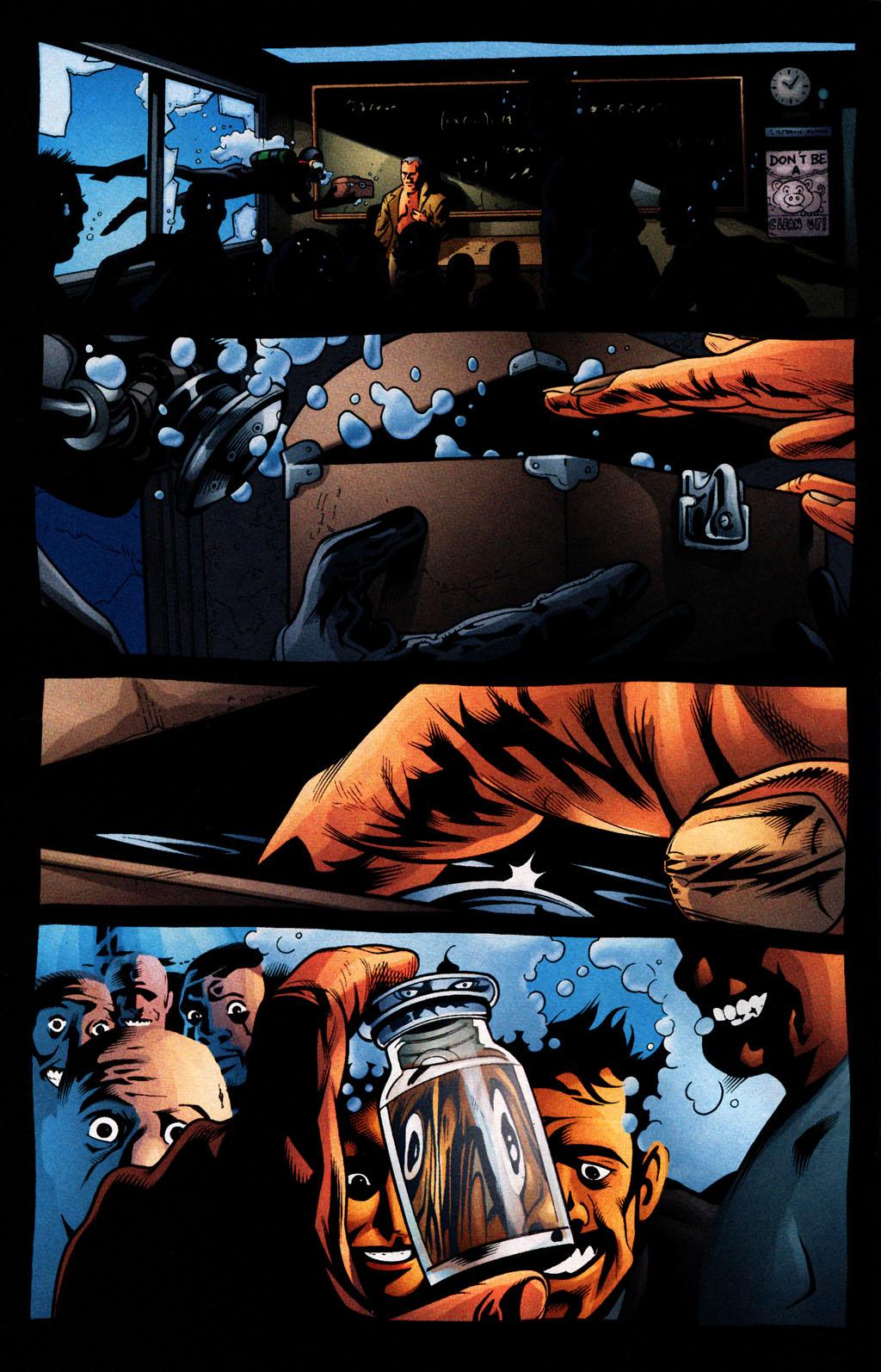 Read online Aquaman (2003) comic -  Issue #25 - 3