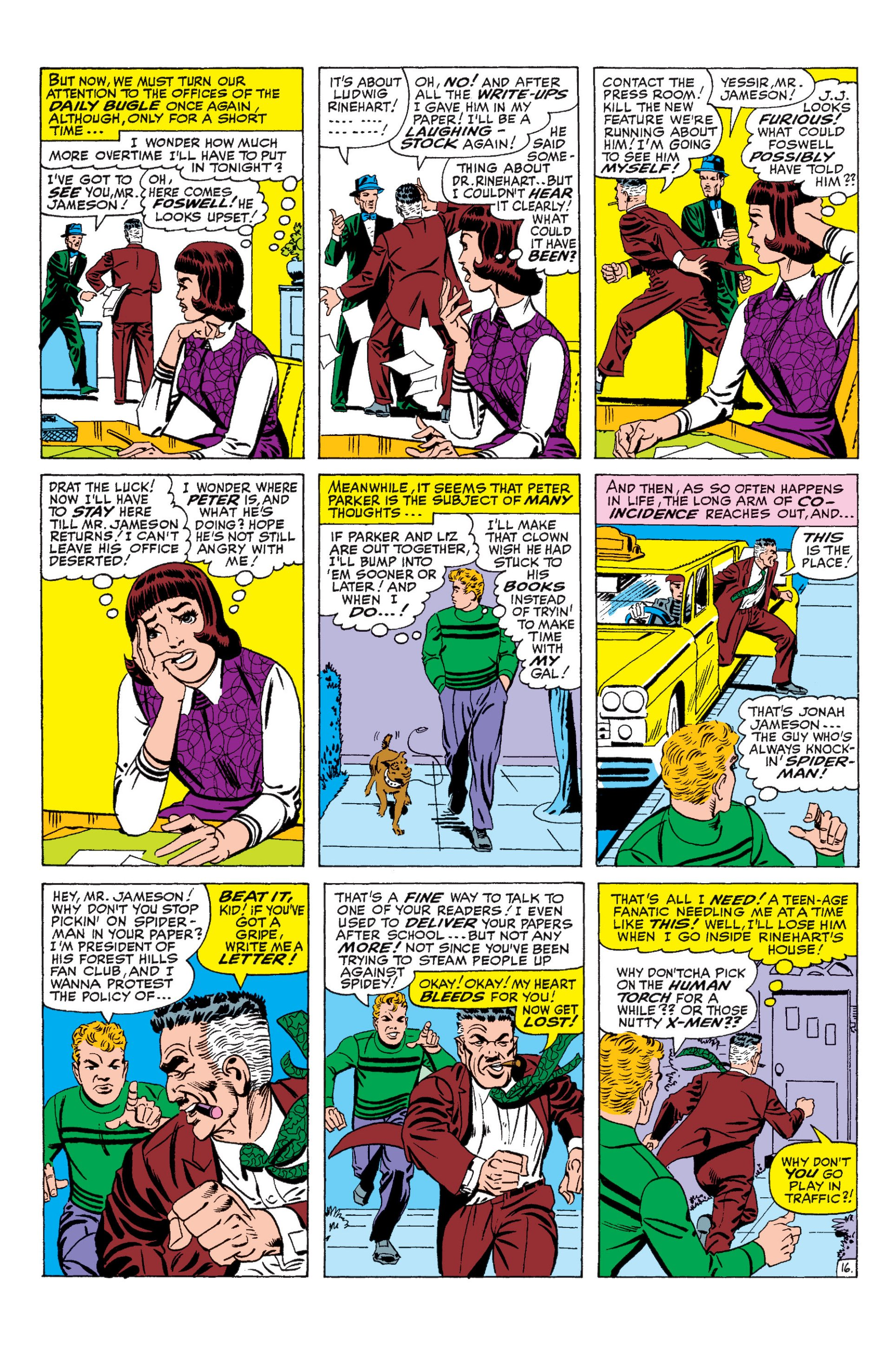 The Amazing Spider-Man (1963) 24 Page 16