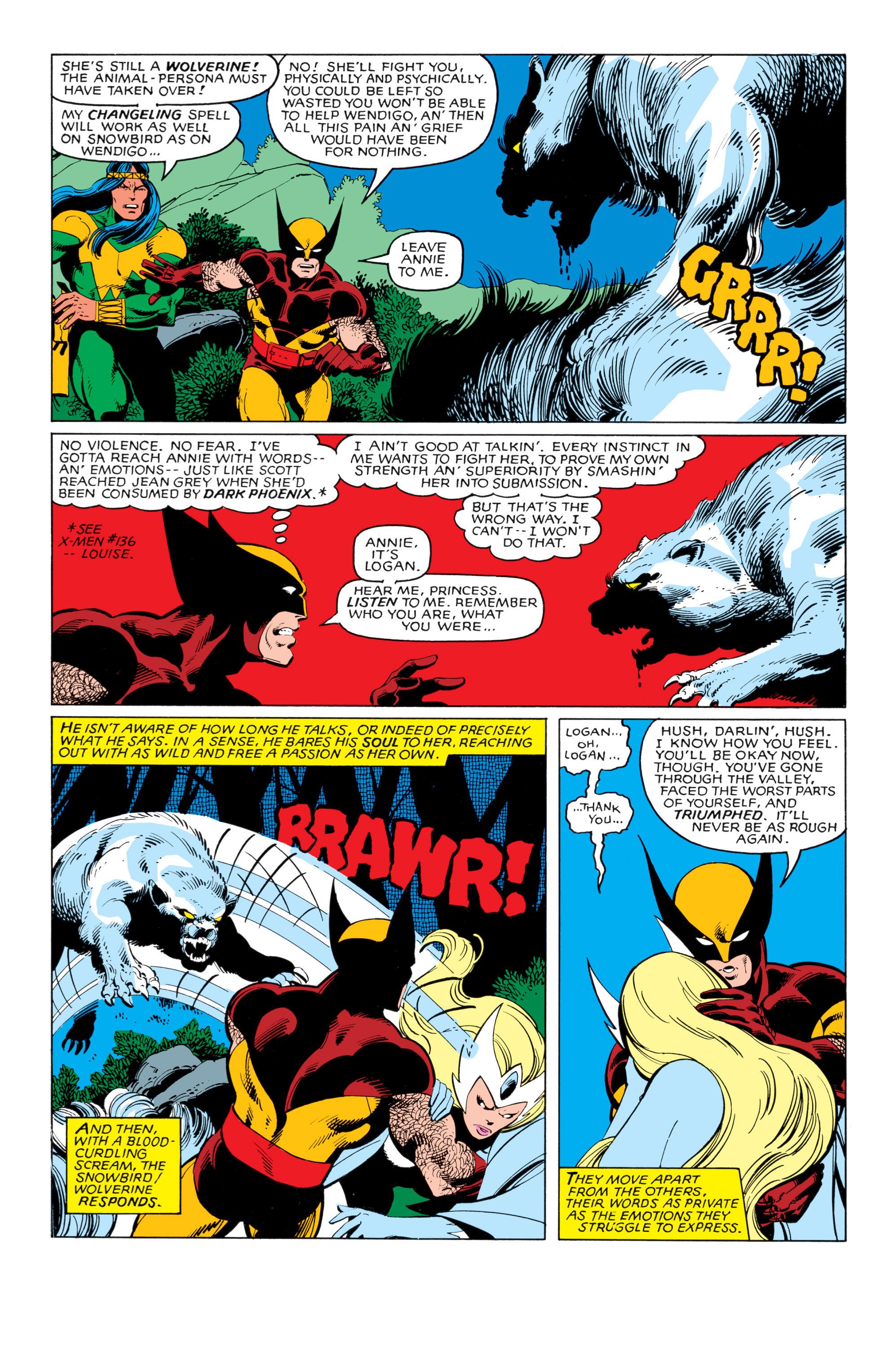 Read online Uncanny X-Men (1963) comic -  Issue #140 - 19