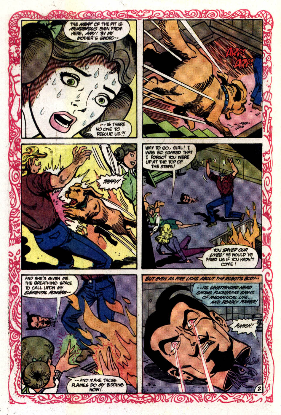 Read online Amethyst (1985) comic -  Issue #5 - 3