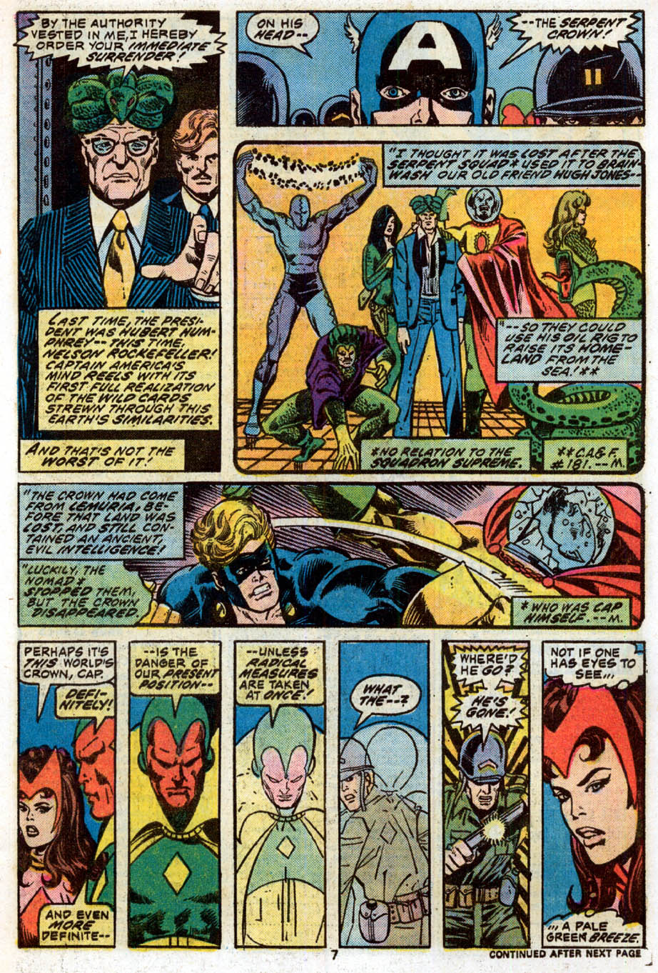 The Avengers (1963) 147 Page 5