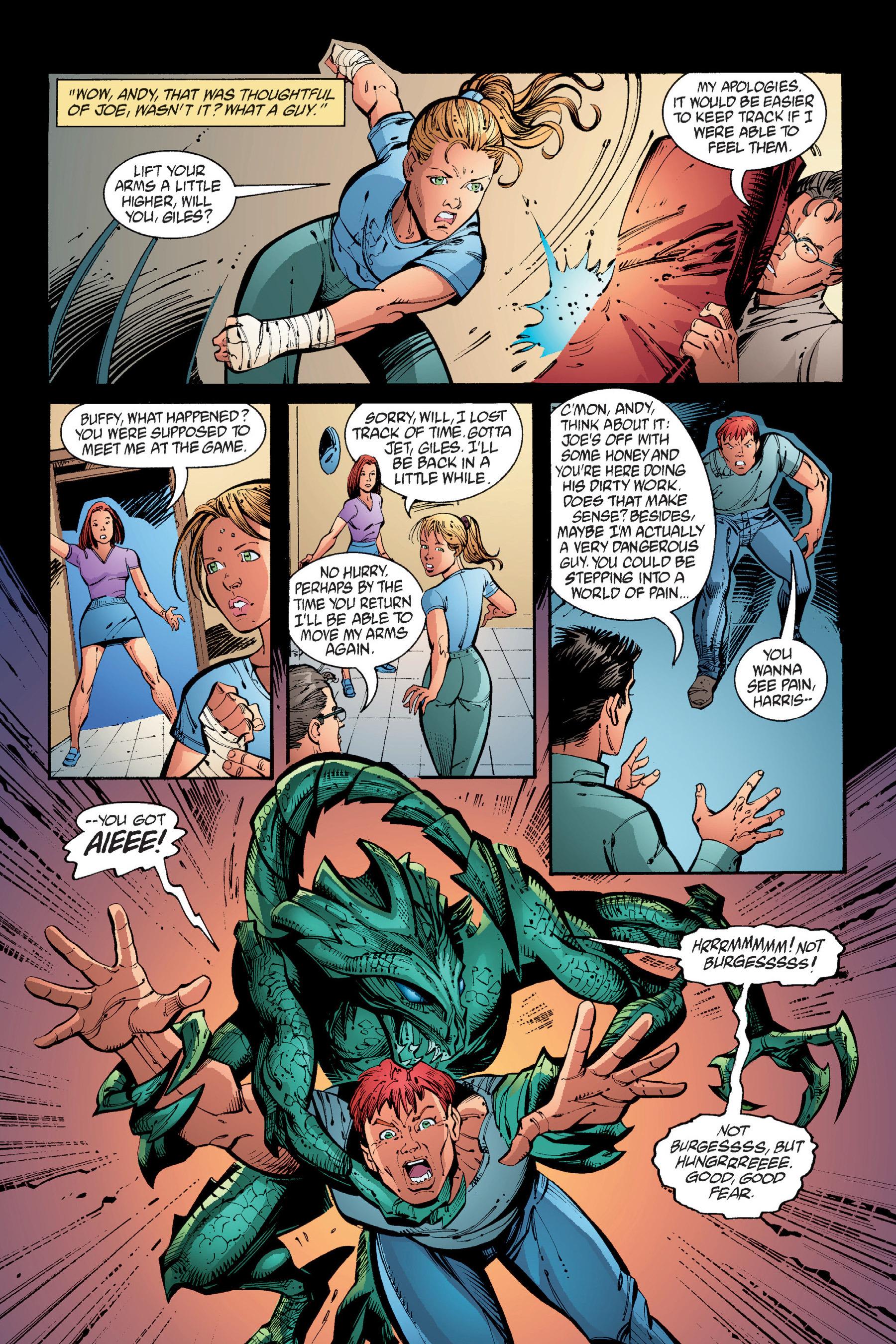 Read online Buffy the Vampire Slayer: Omnibus comic -  Issue # TPB 4 - 250