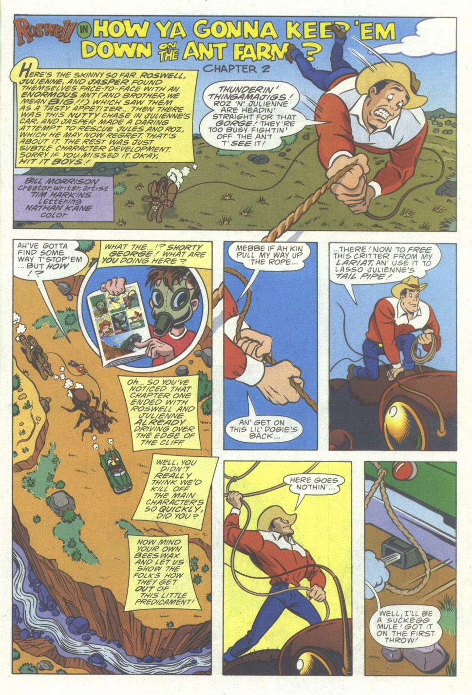 Read online Simpsons Comics comic -  Issue #20 - 25