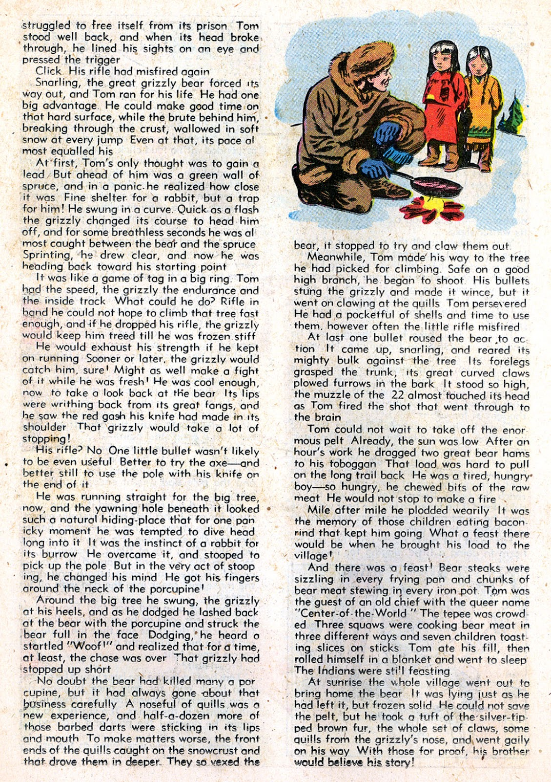 Read online Animal Comics comic -  Issue #29 - 36