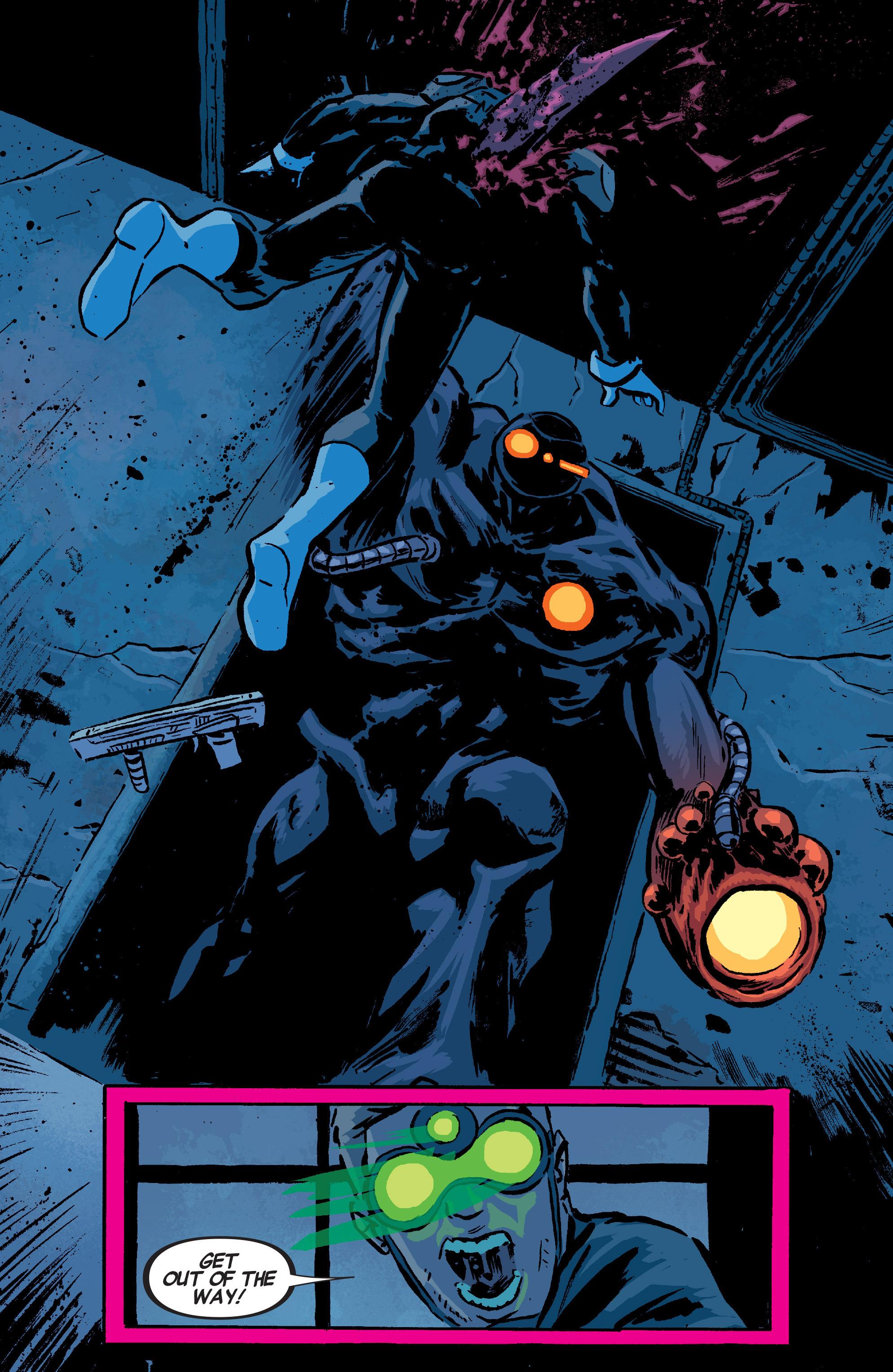 Read online Secret Avengers (2014) comic -  Issue #4 - 12