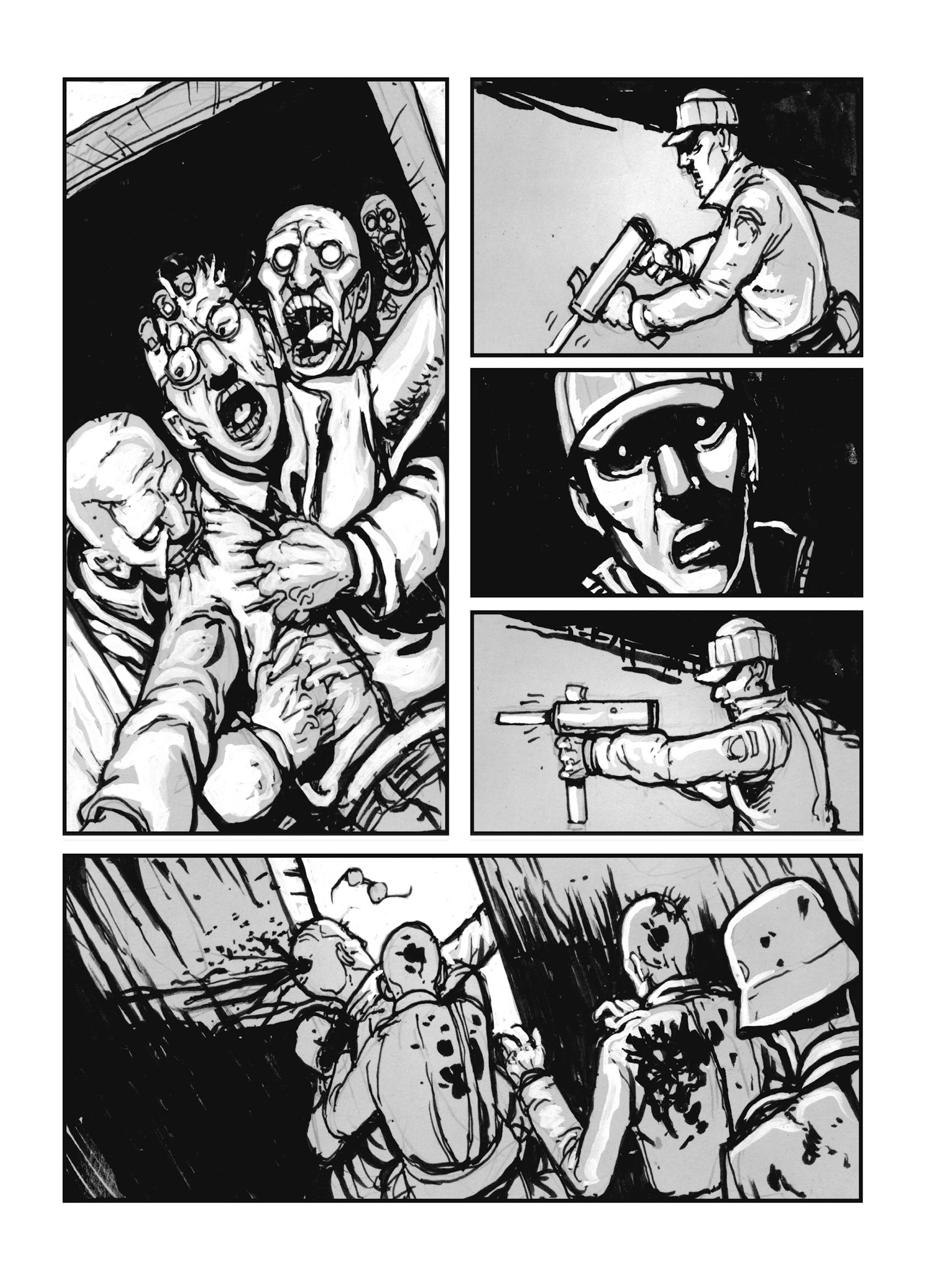 Read online FUBAR comic -  Issue #1 - 139