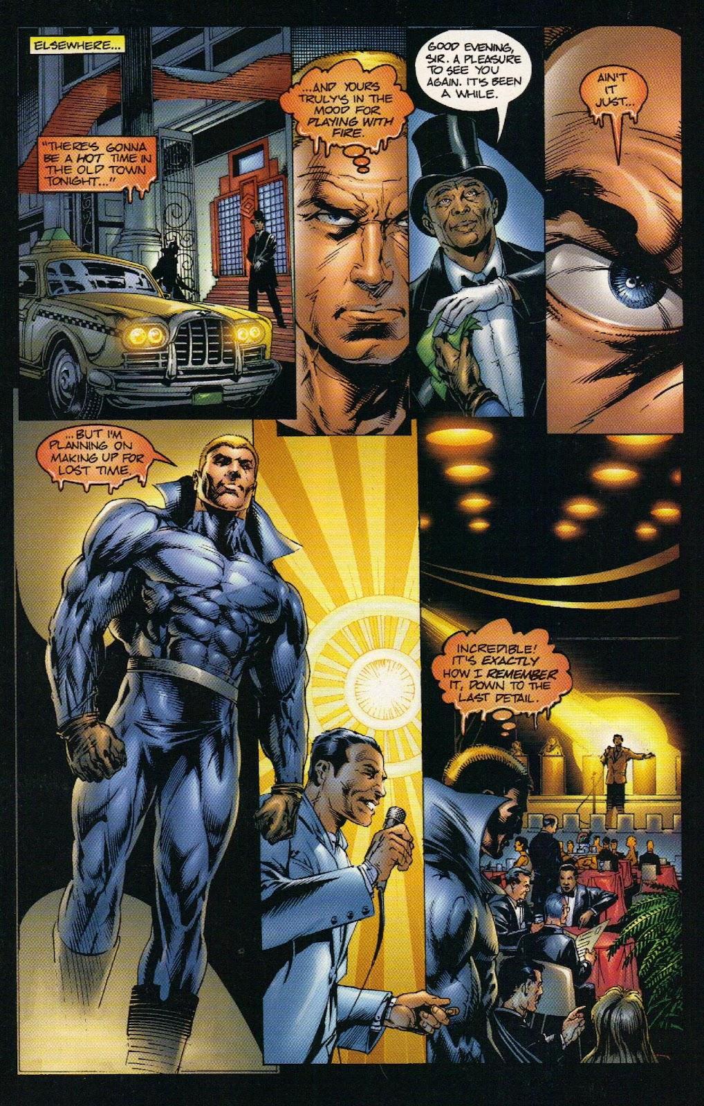Vampirella vs Hemorrhage issue 1 - Page 14