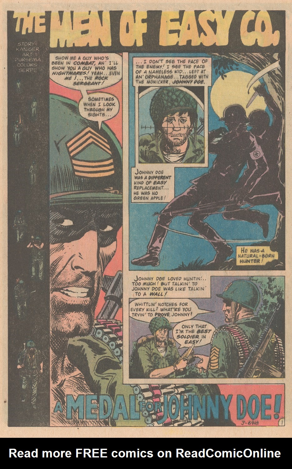 Sgt. Rock issue 351 - Page 25