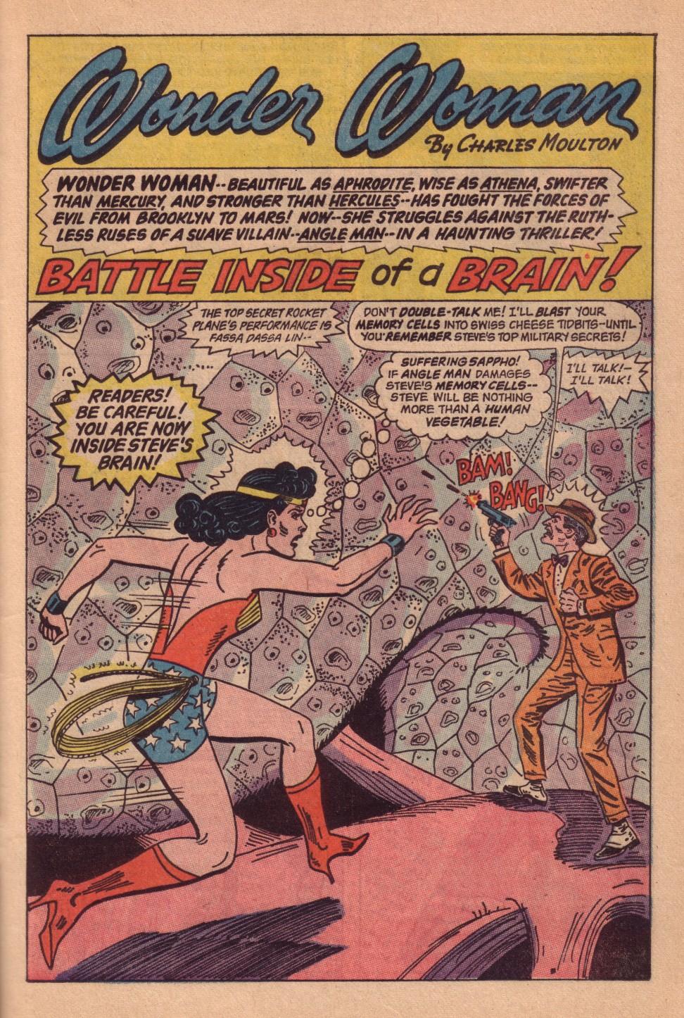 Read online Wonder Woman (1942) comic -  Issue #161 - 21