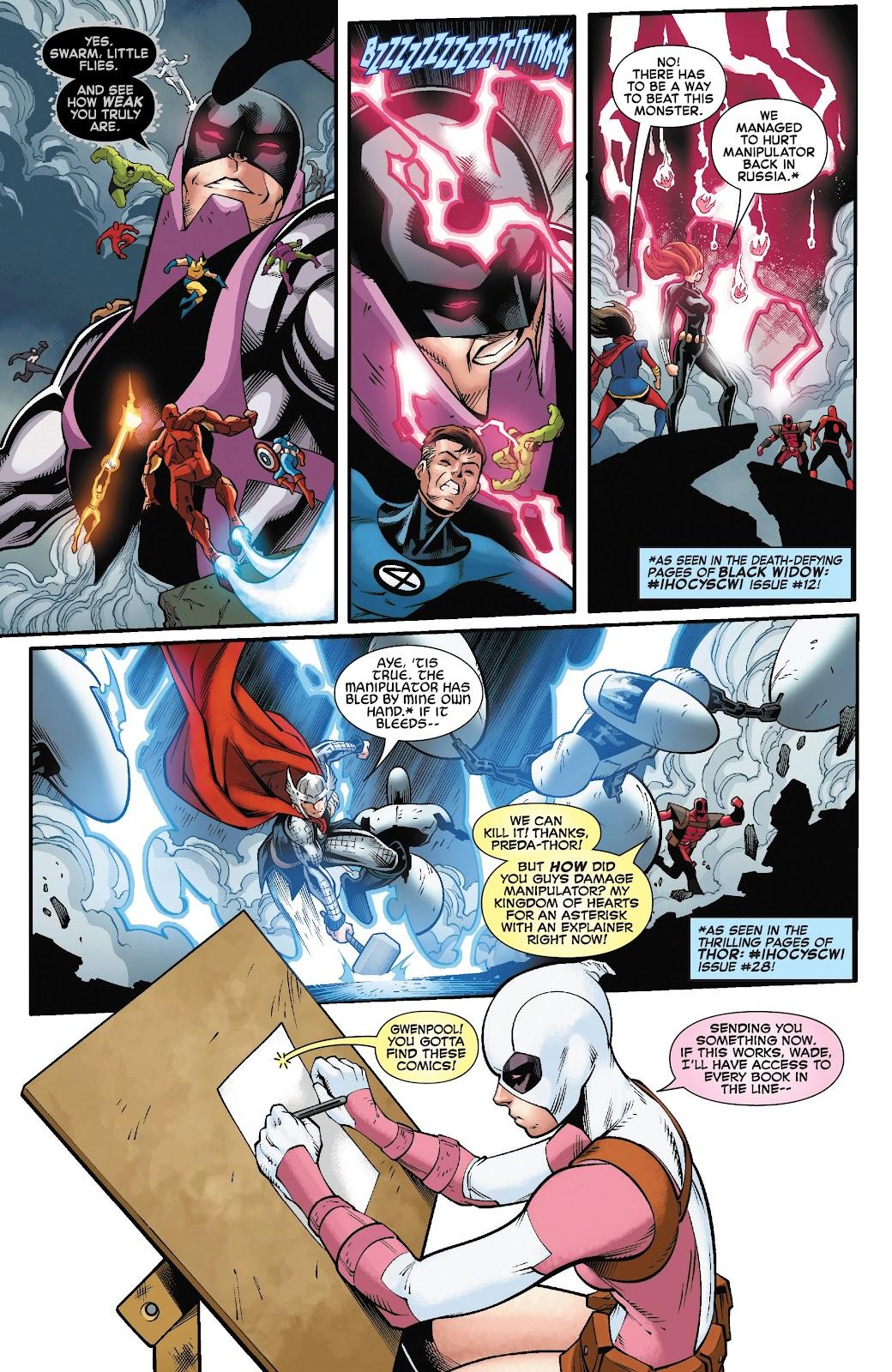 Read online Spider-Man/Deadpool comic -  Issue #49 - 10