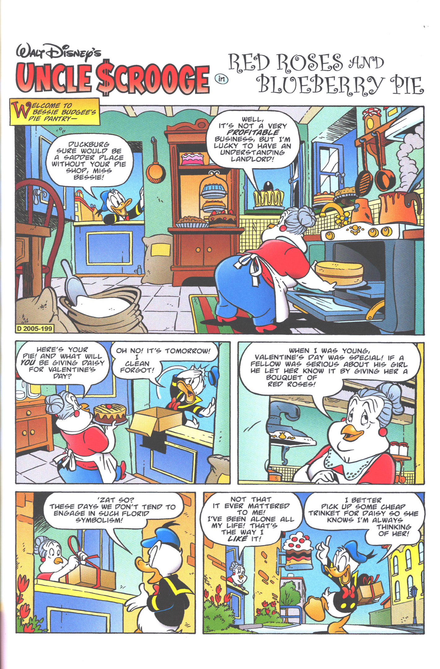 Read online Uncle Scrooge (1953) comic -  Issue #362 - 33