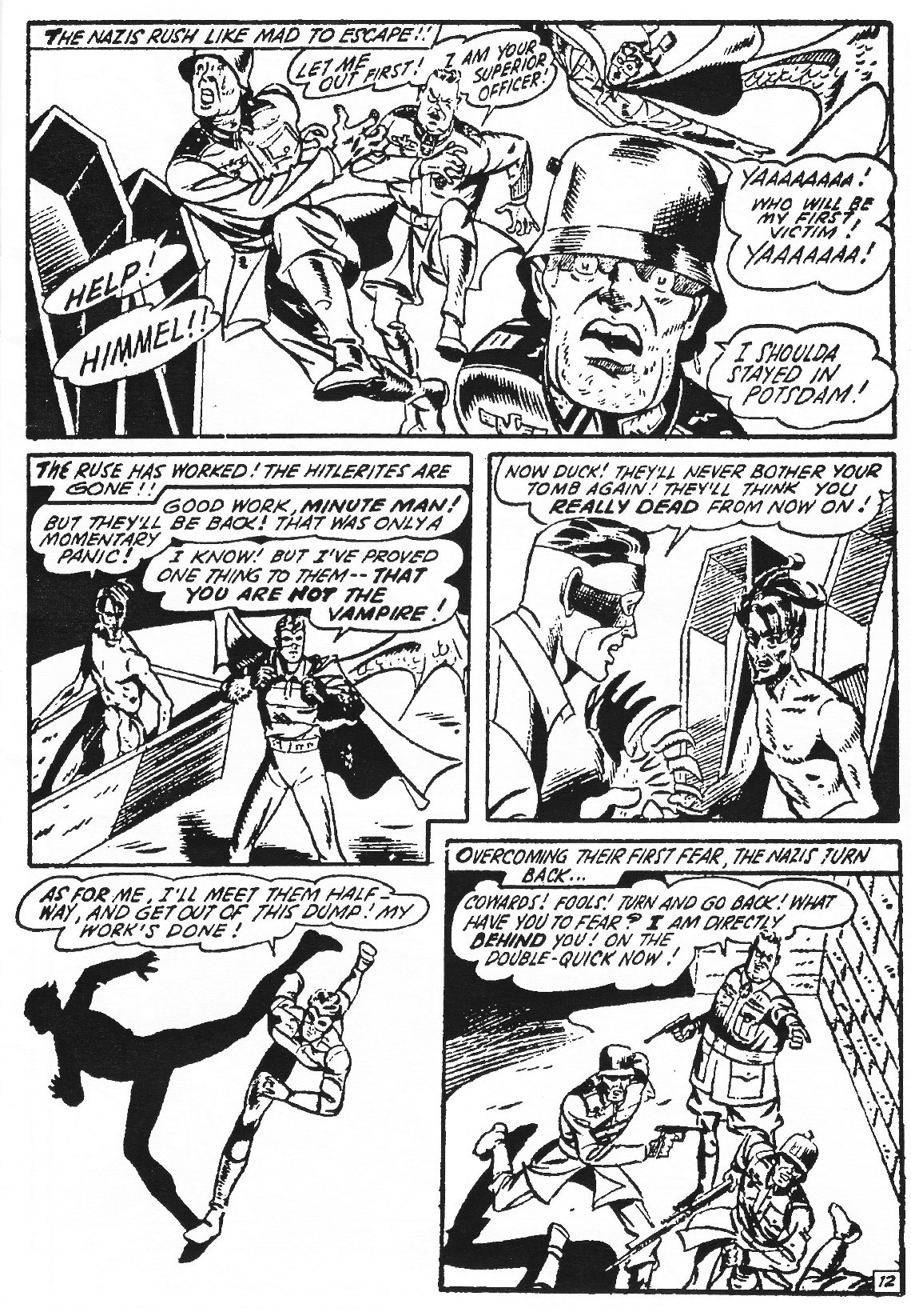 Read online Men of Mystery Comics comic -  Issue #77 - 15