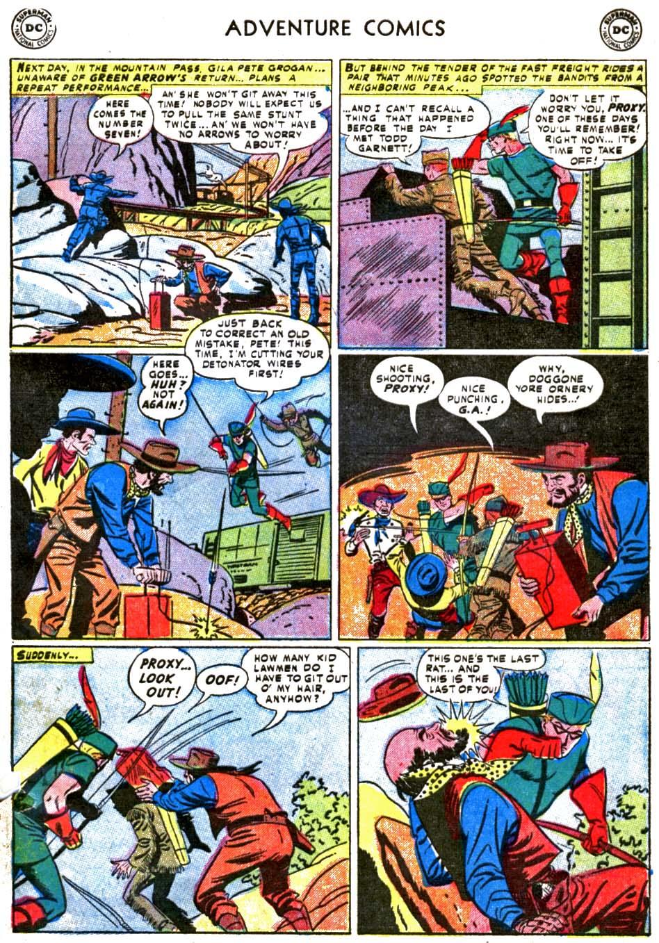 Read online Adventure Comics (1938) comic -  Issue #179 - 41