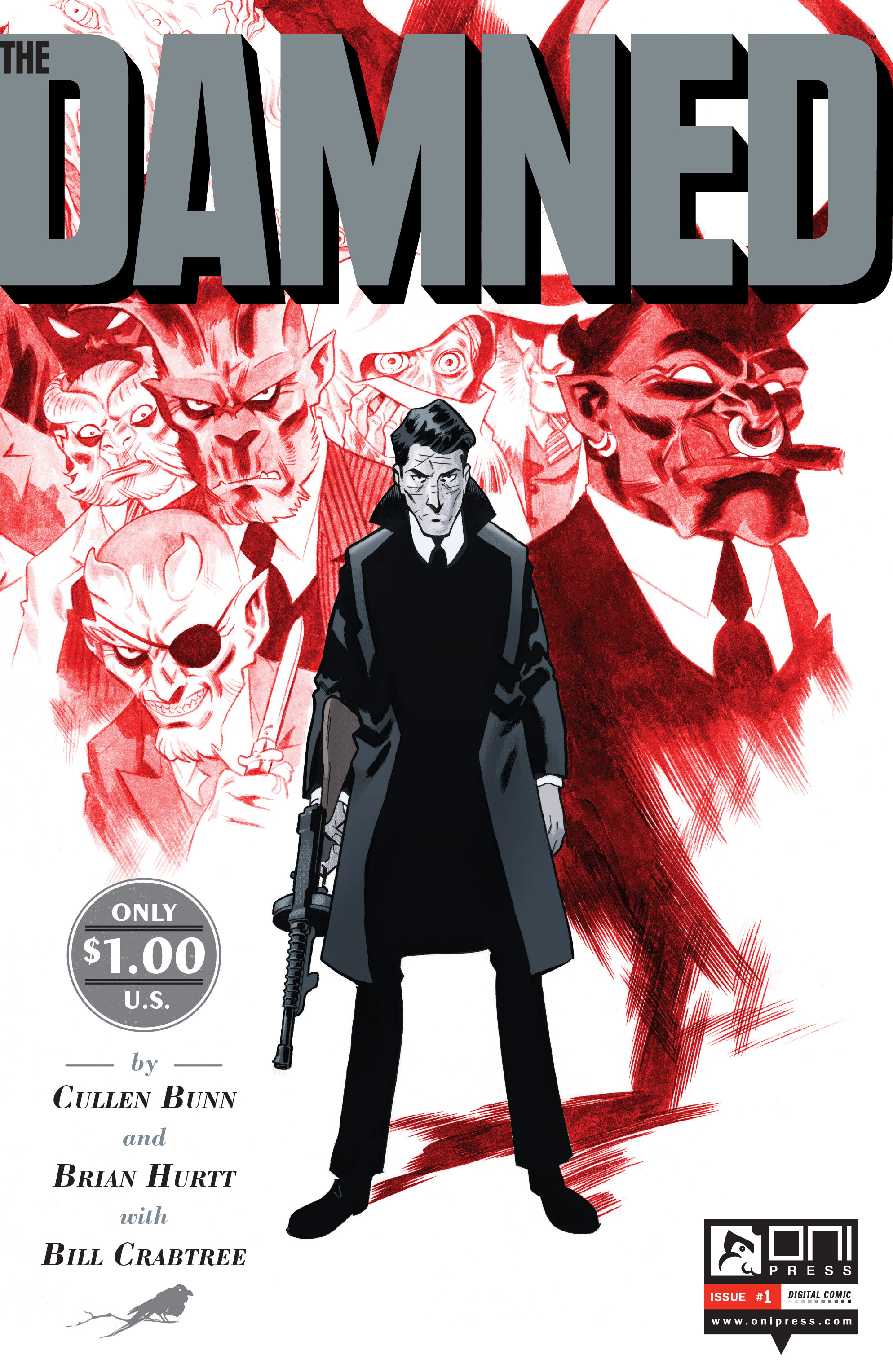 Read online The Damned comic -  Issue #1 - 1