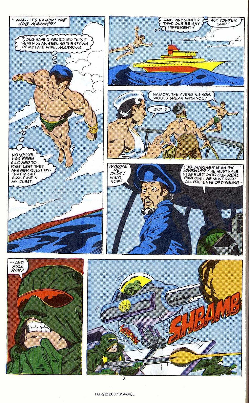 Iron Man Annual issue 10 - Page 10