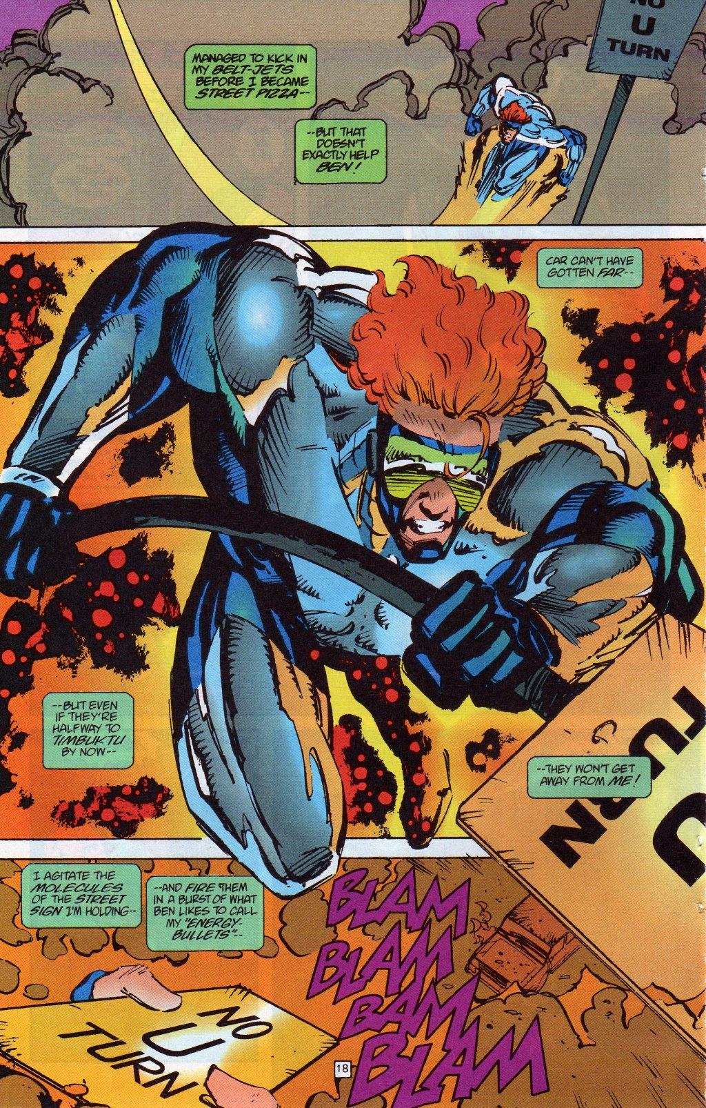 Read online Gunfire comic -  Issue #8 - 19