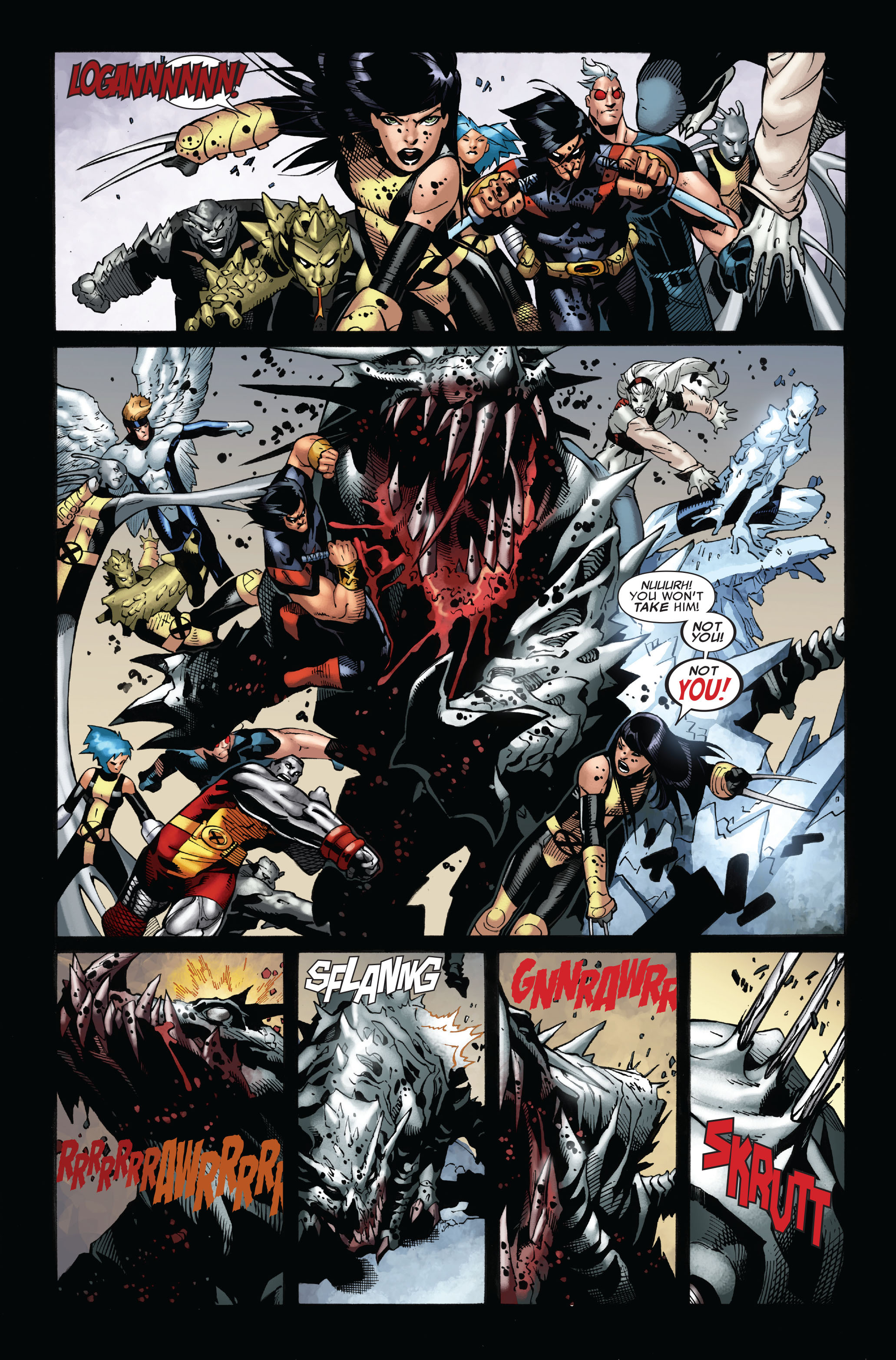 X-Men (1991) 207 Page 15