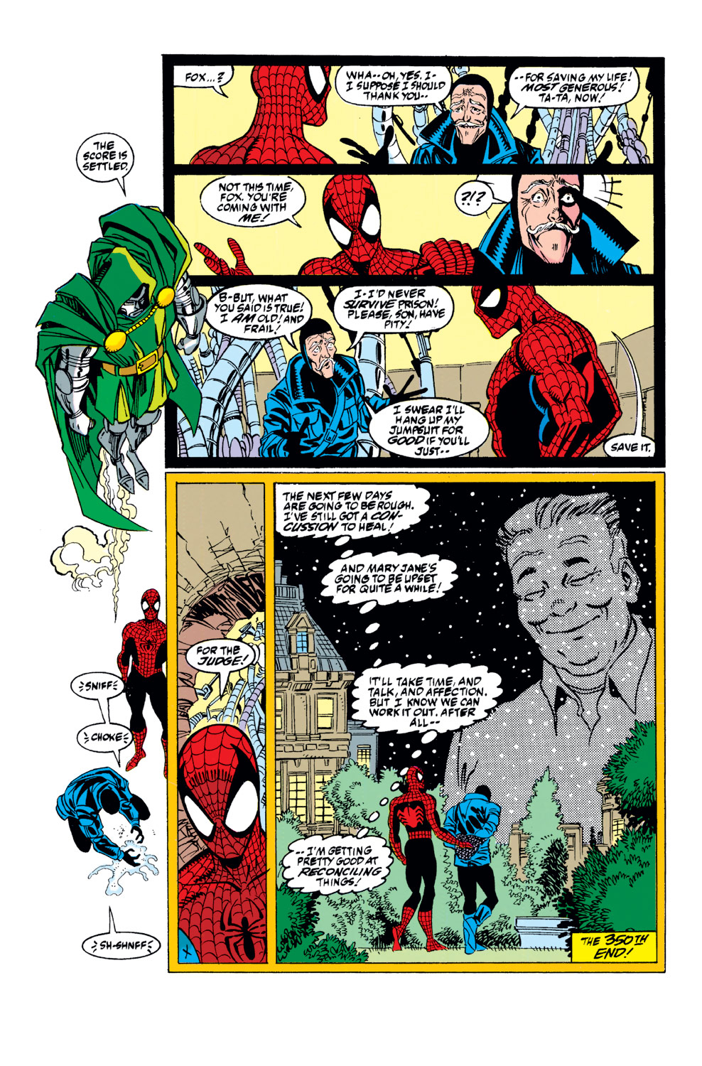 The Amazing Spider-Man (1963) 350 Page 33